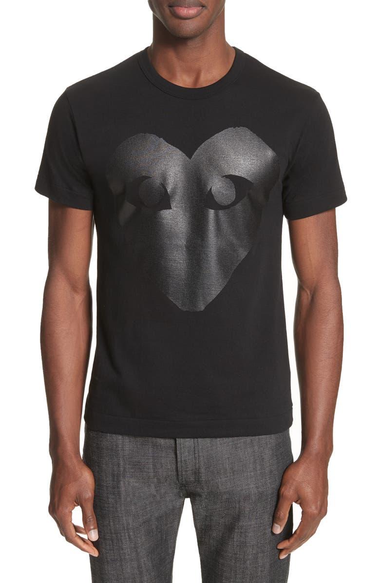86f19c1d1708 Comme des Garçons PLAY Graphic T-Shirt