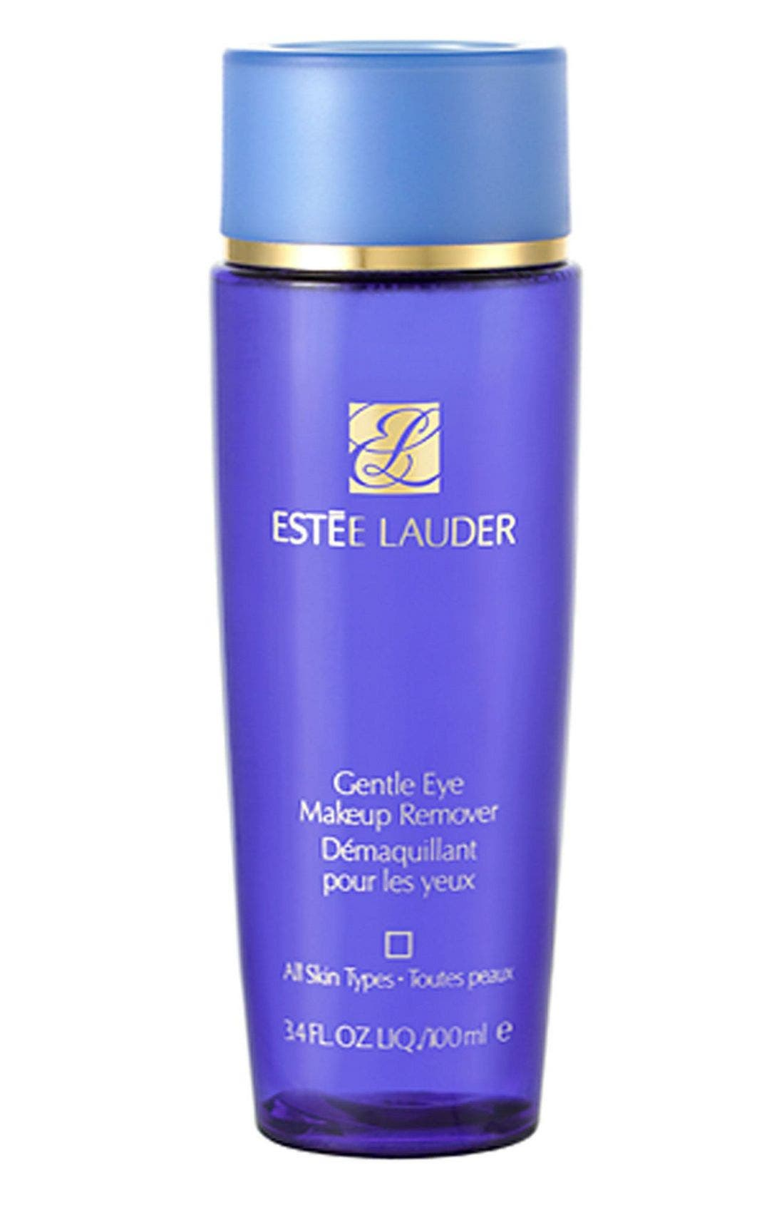 ESTÉE LAUDER Gentle Eye Makeup Remover, Main, color, NO COLOR