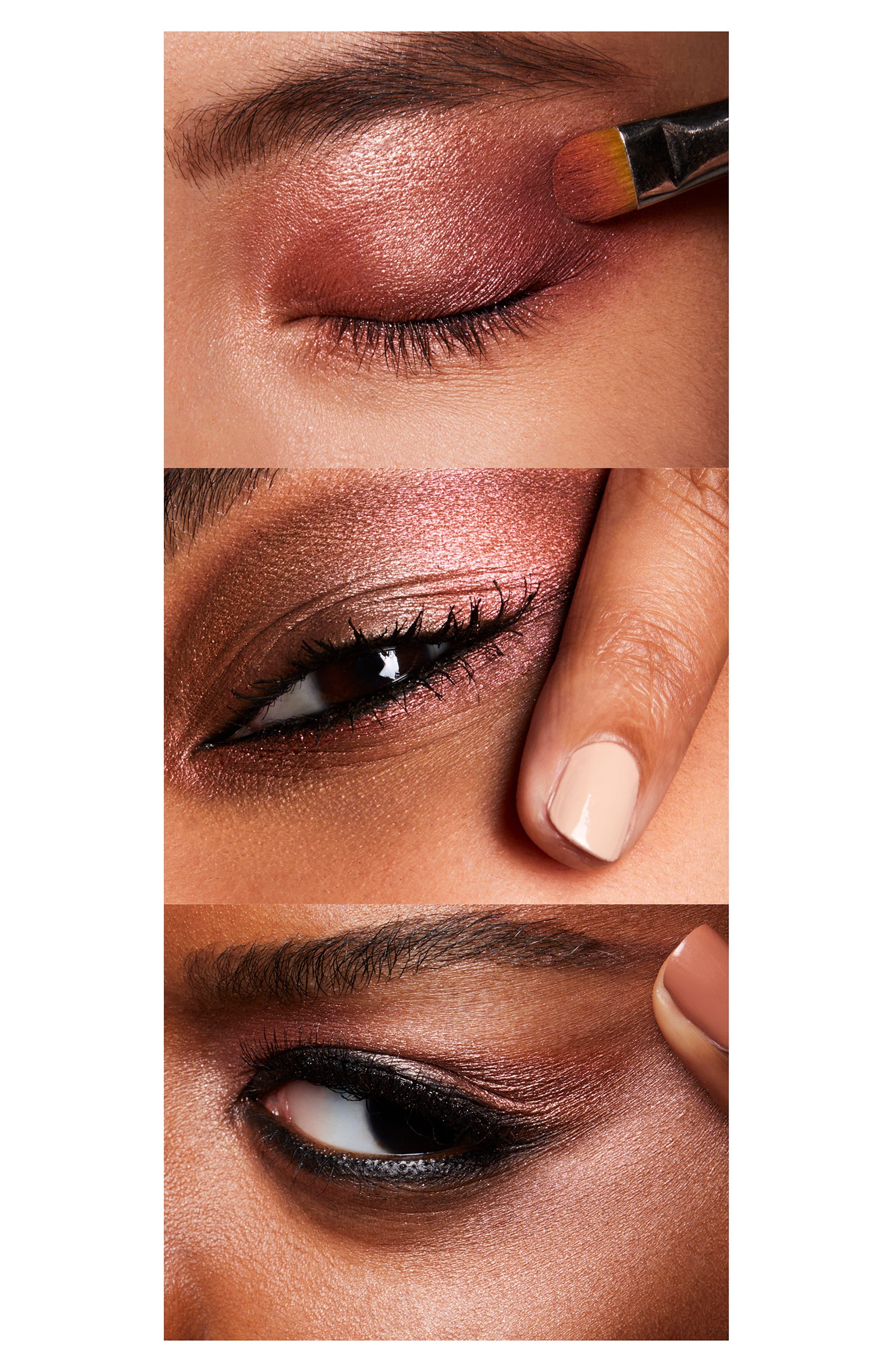 MAC COSMETICS, MAC Boom, Boom, Bloom Kabuki Doll Eyeshadow Palette, Alternate thumbnail 2, color, 000