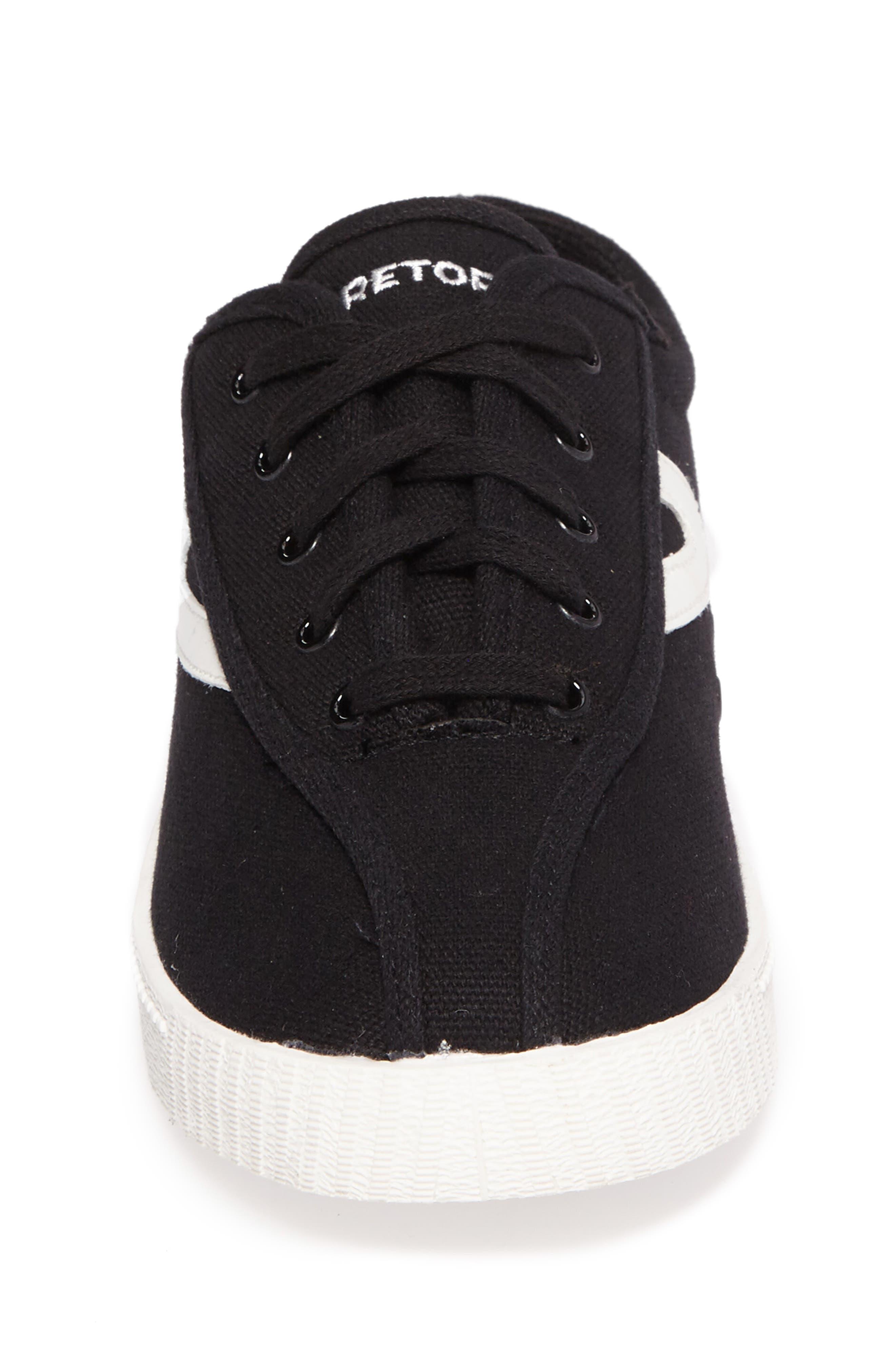 TRETORN, Nylite Plus Sneaker, Alternate thumbnail 4, color, 012