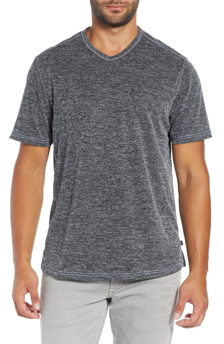 Tommy Bahama T-shirts SAND KEY V-NECK T-SHIRT