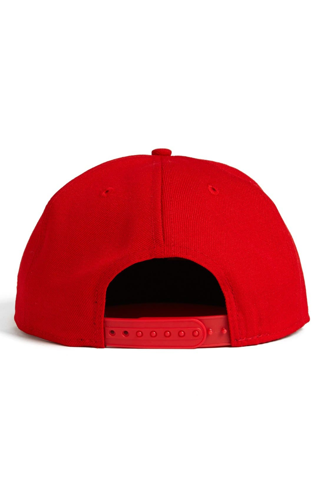 NEW ERA CAP, 'Vivre Sa Vie' Baseball Cap, Alternate thumbnail 4, color, 600