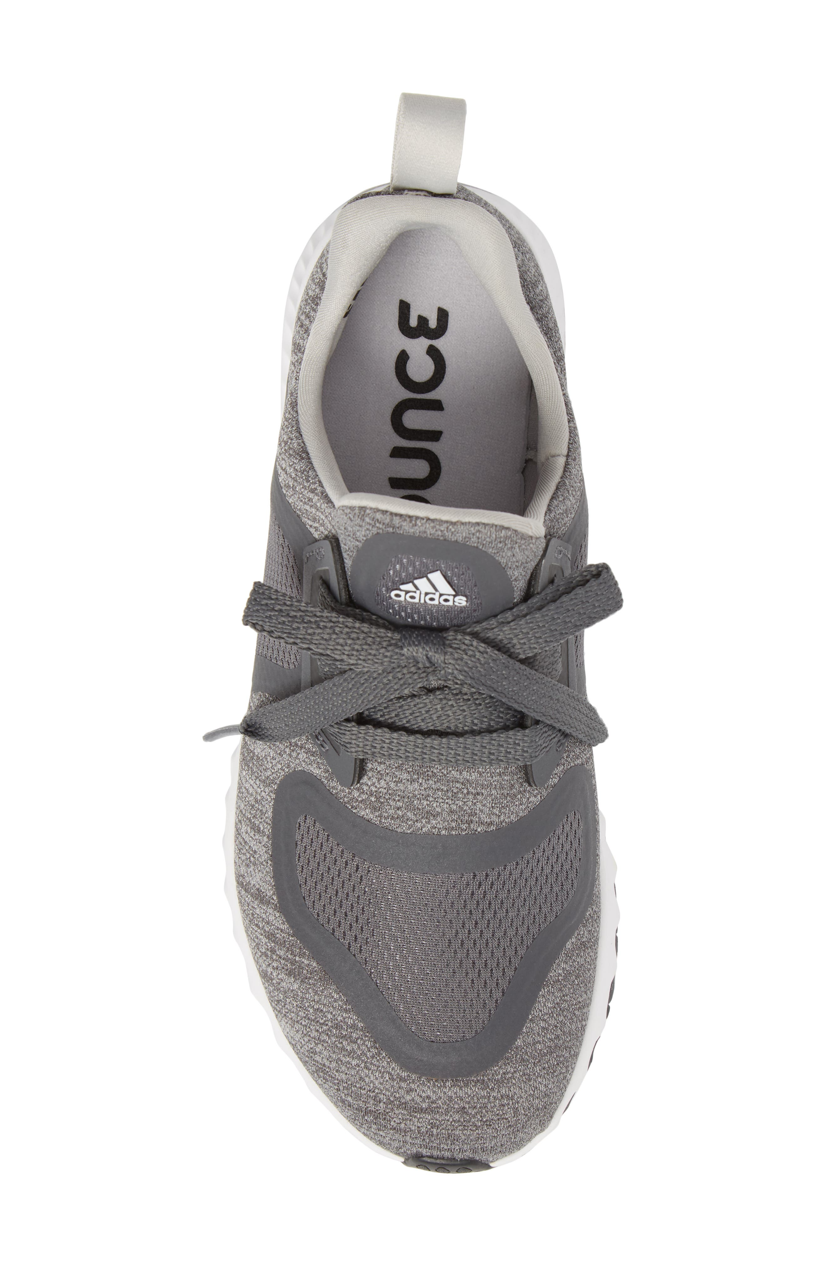 ADIDAS, Edge Lux Clima Running Shoe, Alternate thumbnail 5, color, 033