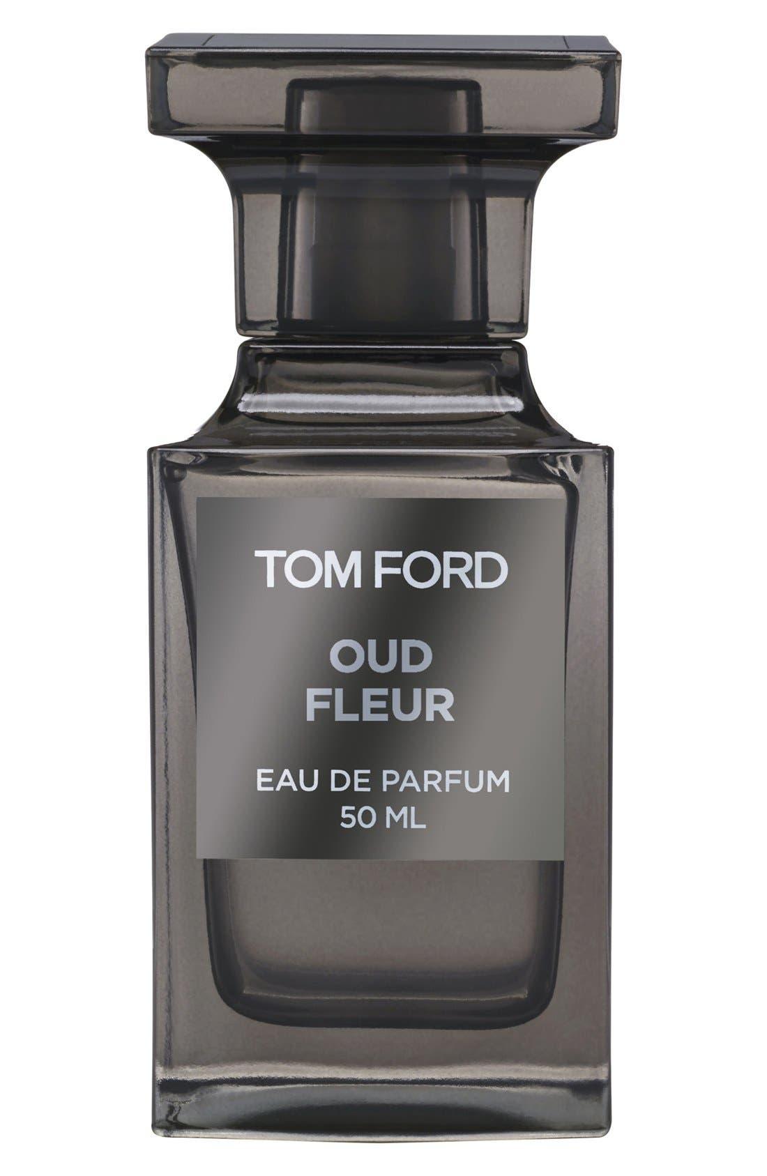 TOM FORD, Private Blend Oud Fleur Eau de Parfum, Main thumbnail 1, color, NO COLOR