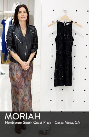 Bubbly Sequin Minidress, sales video thumbnail