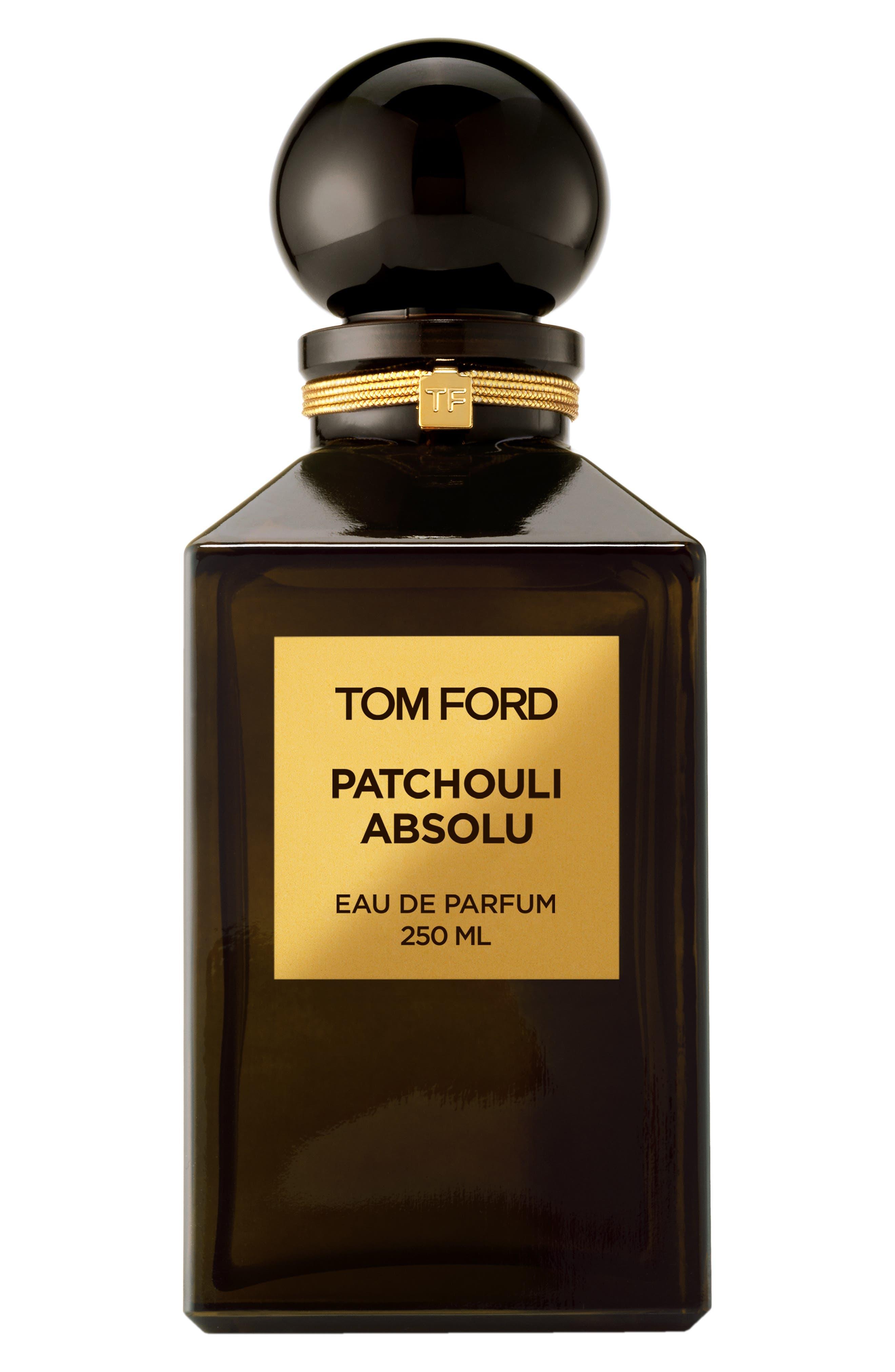 TOM FORD, Private Blend Patchouli Absolu Eau de Parfum, Alternate thumbnail 5, color, NO COLOR
