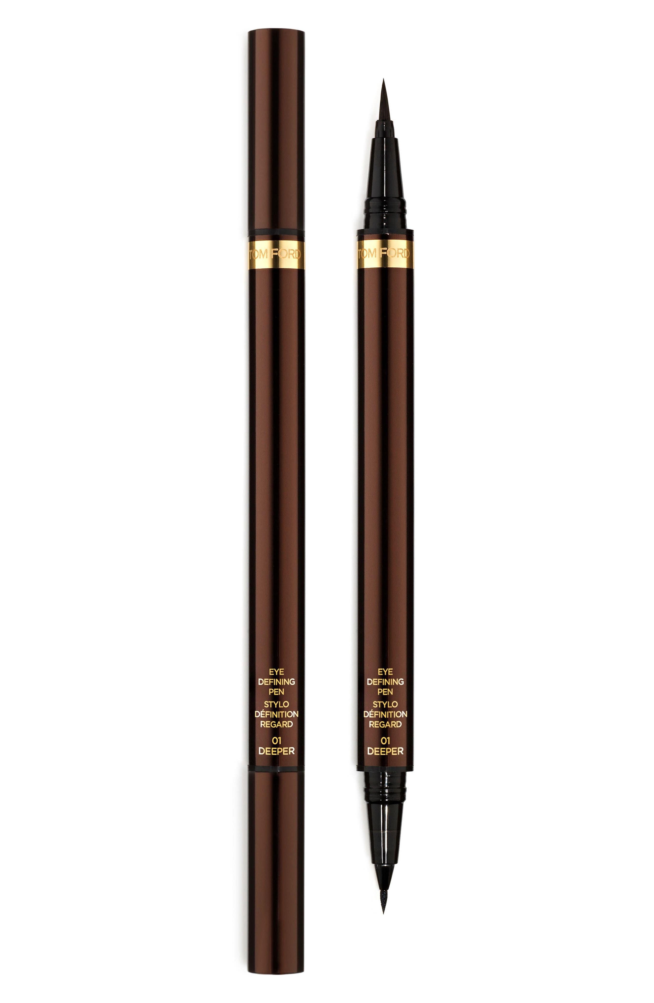 TOM FORD, Eye Defining Liquid Liner Pen, Main thumbnail 1, color, DEEPER