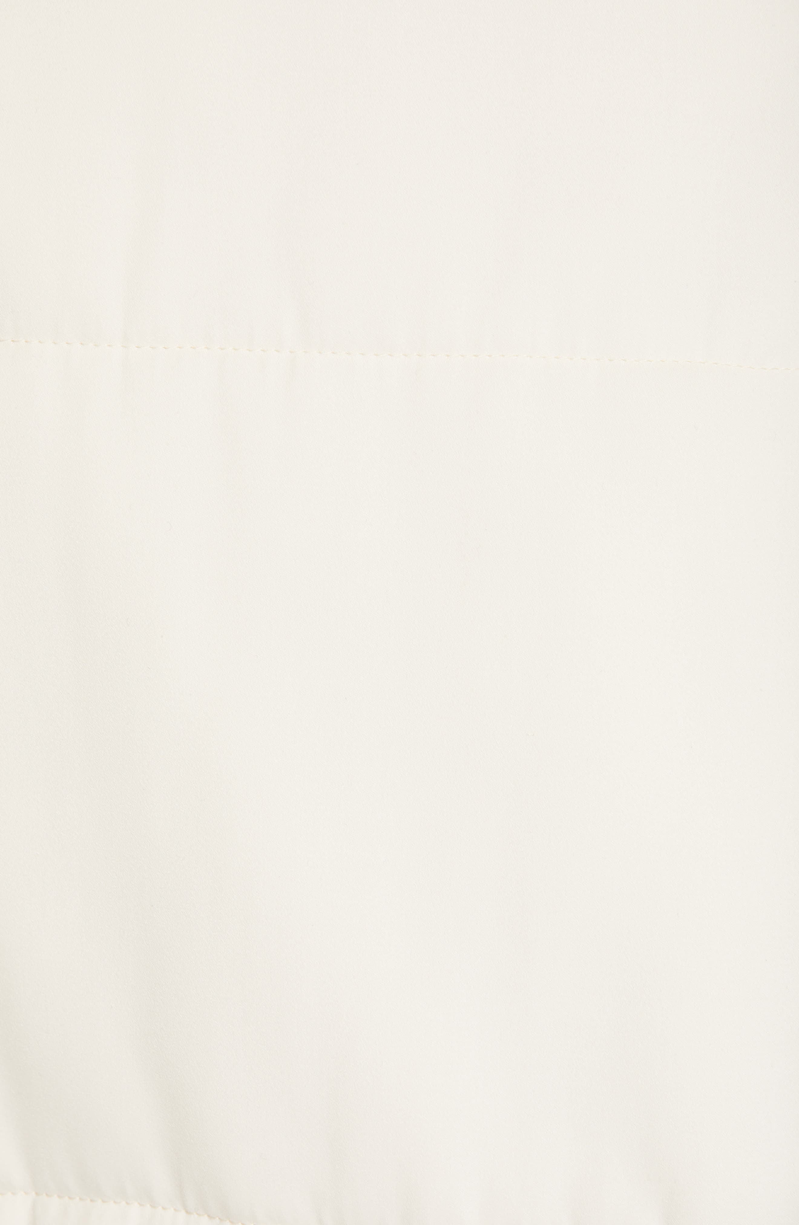 VINCE, Soft Baffle Quilted Bomber Jacket, Alternate thumbnail 7, color, PAMPAS