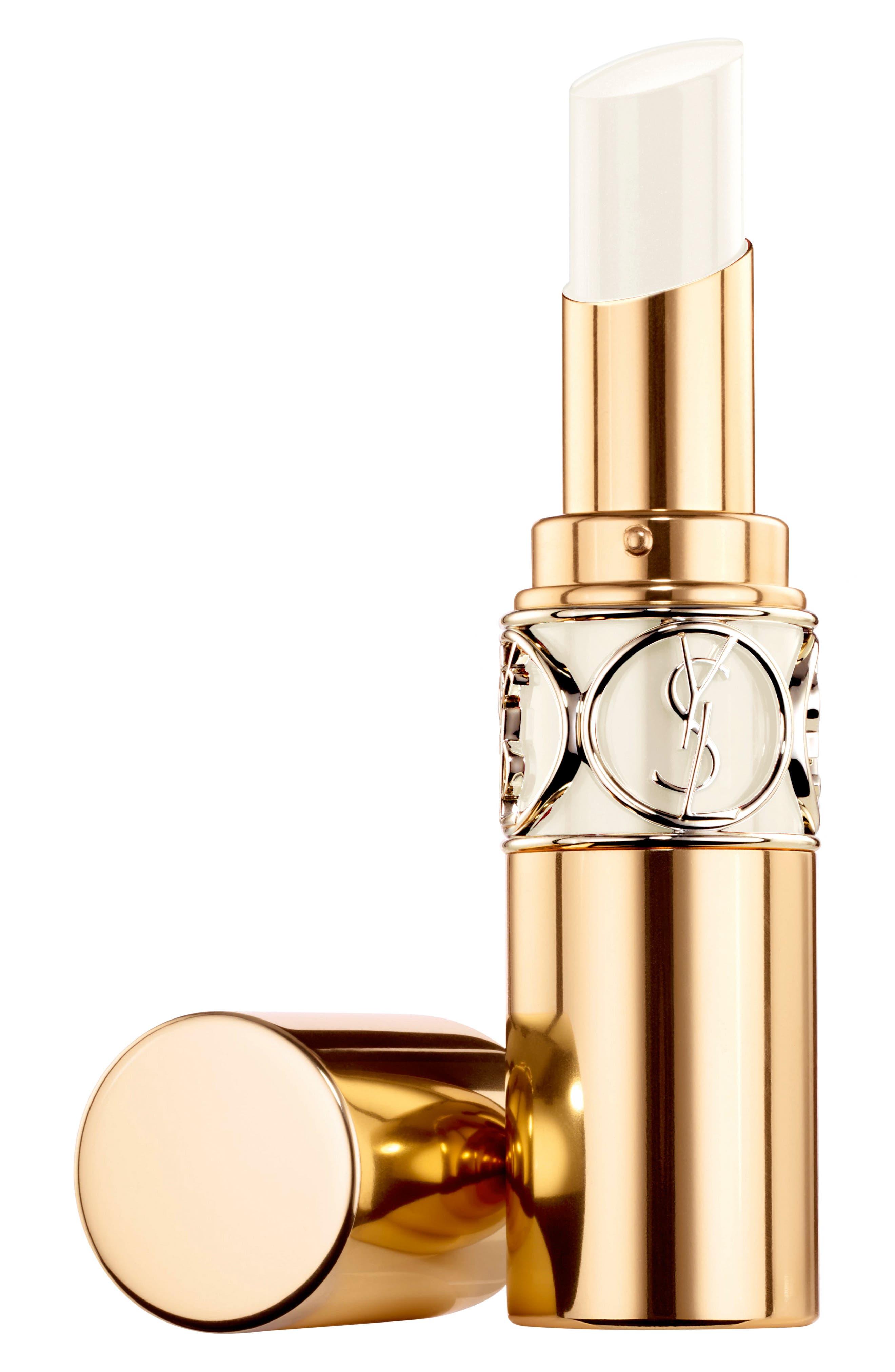 YVES SAINT LAURENT Rouge Volupté Shine Oil-in-Stick Lipstick, Main, color, 42 BAUME MIDI MINUIT