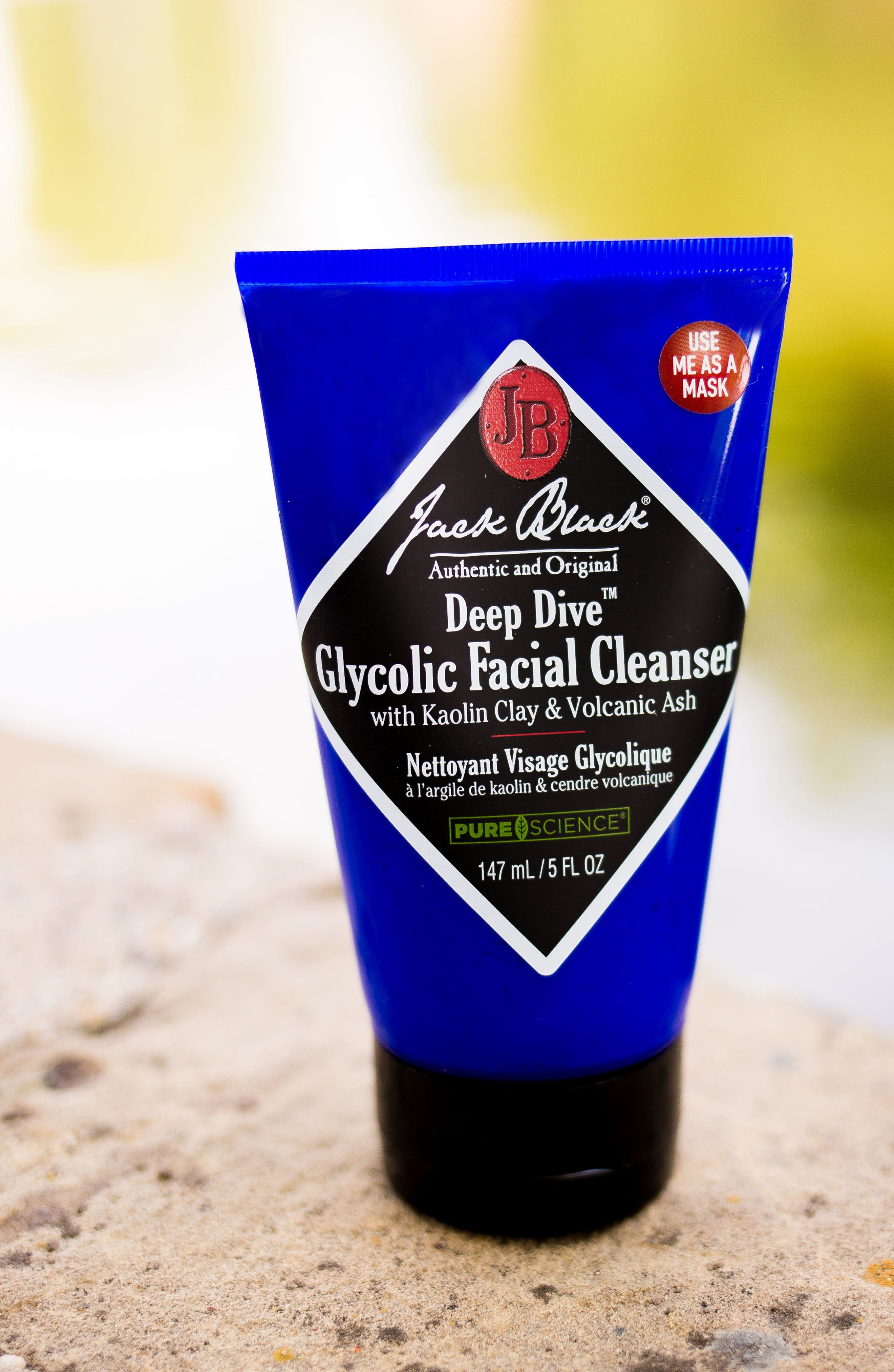 JACK BLACK, Deep Dive<sup>™</sup> Glycolic Facial Cleanser, Alternate thumbnail 6, color, NO COLOR