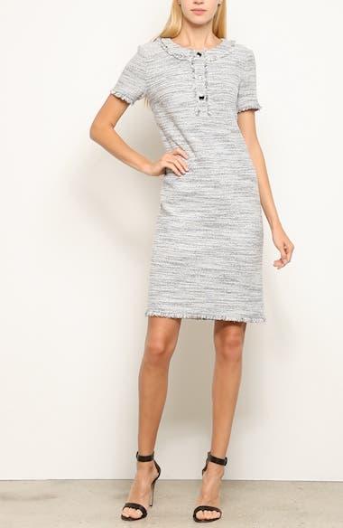 Eaton Place Tweed Knit Dress, video thumbnail