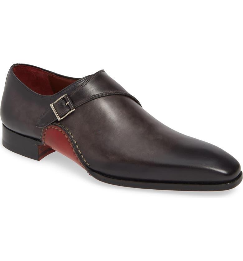 Magnanni Shoes CARRERA MONK STRAP SHOE