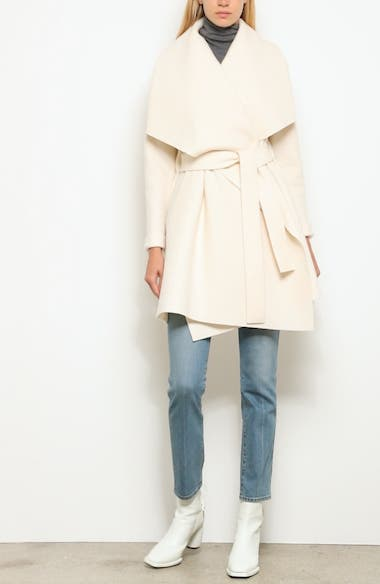 Belted Wool Coat, video thumbnail