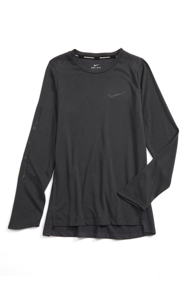 fe4378aca7 Nike Dry Elite Basketball Top (Little Boys & Big Boys) | Nordstrom
