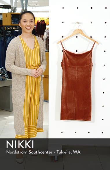 Cowl Neck Slipdress, sales video thumbnail