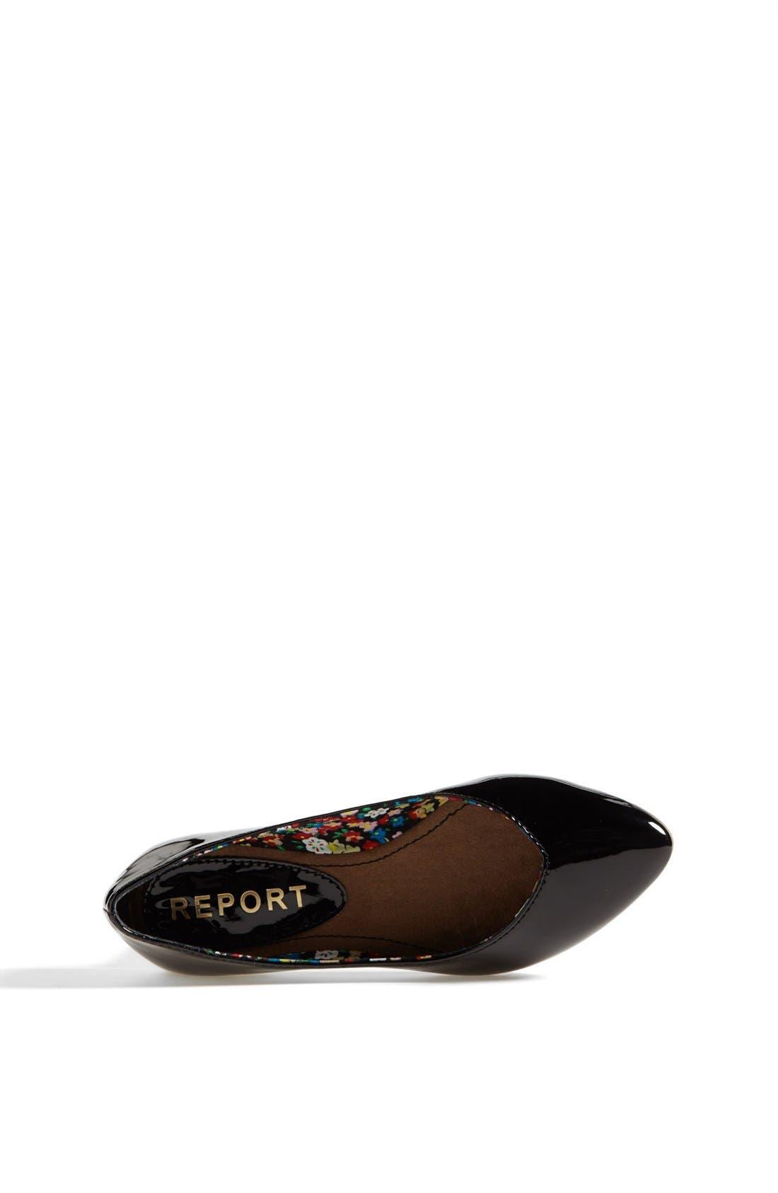 REPORT SIGNATURE, REPORT 'Alivia' Ballet Flat, Alternate thumbnail 3, color, 001