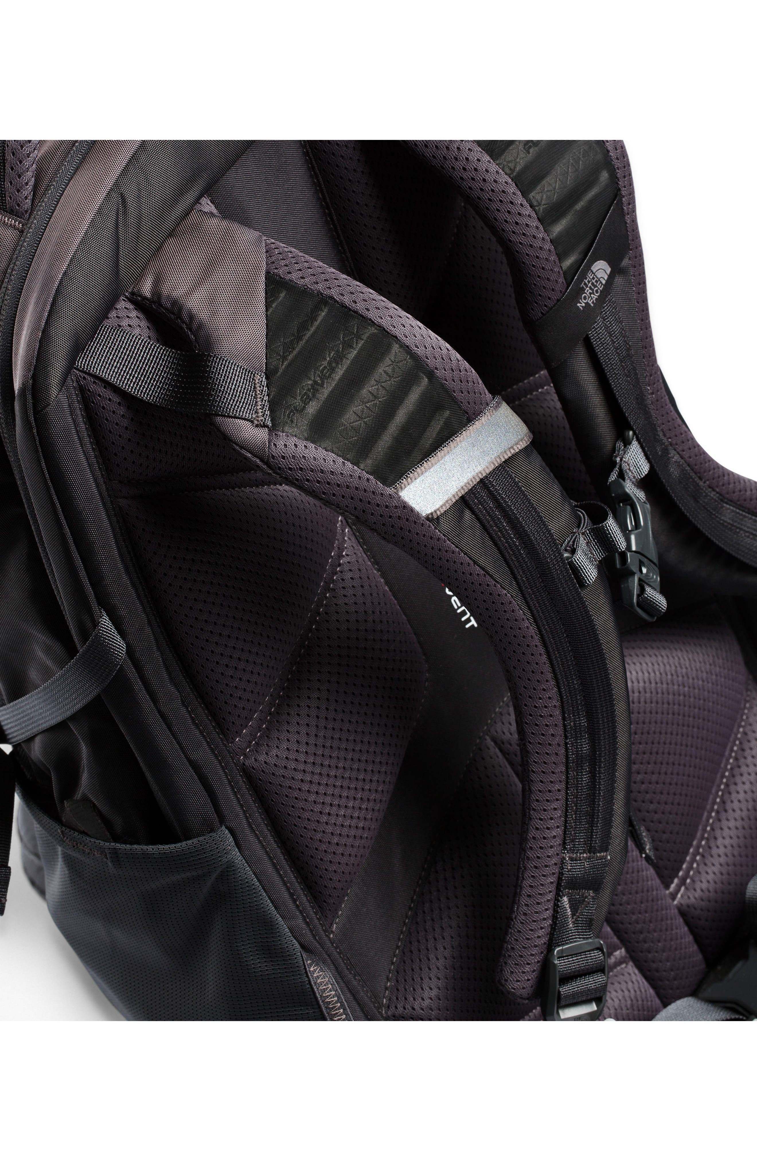 THE NORTH FACE, Recon Backpack, Alternate thumbnail 7, color, RABBIT GREY/ GREY