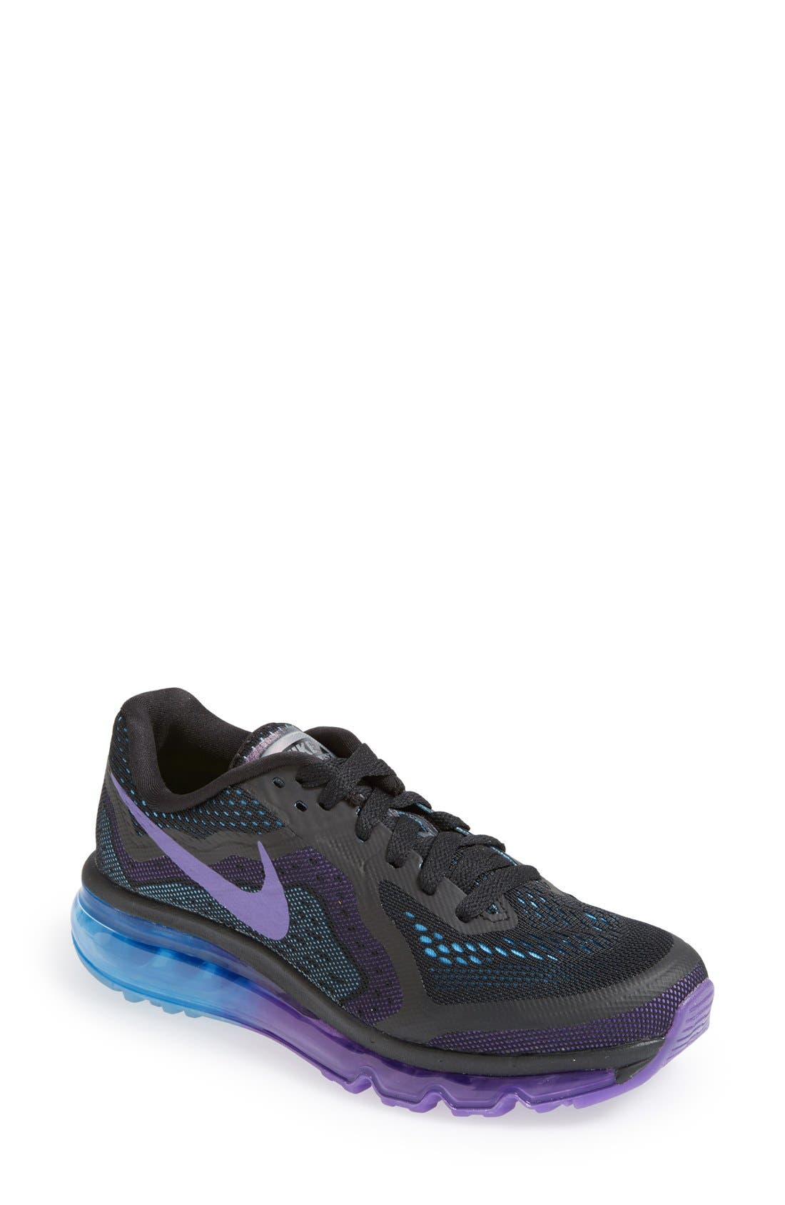 NIKE, 'Air Max 2014' Running Shoe, Main thumbnail 1, color, 005