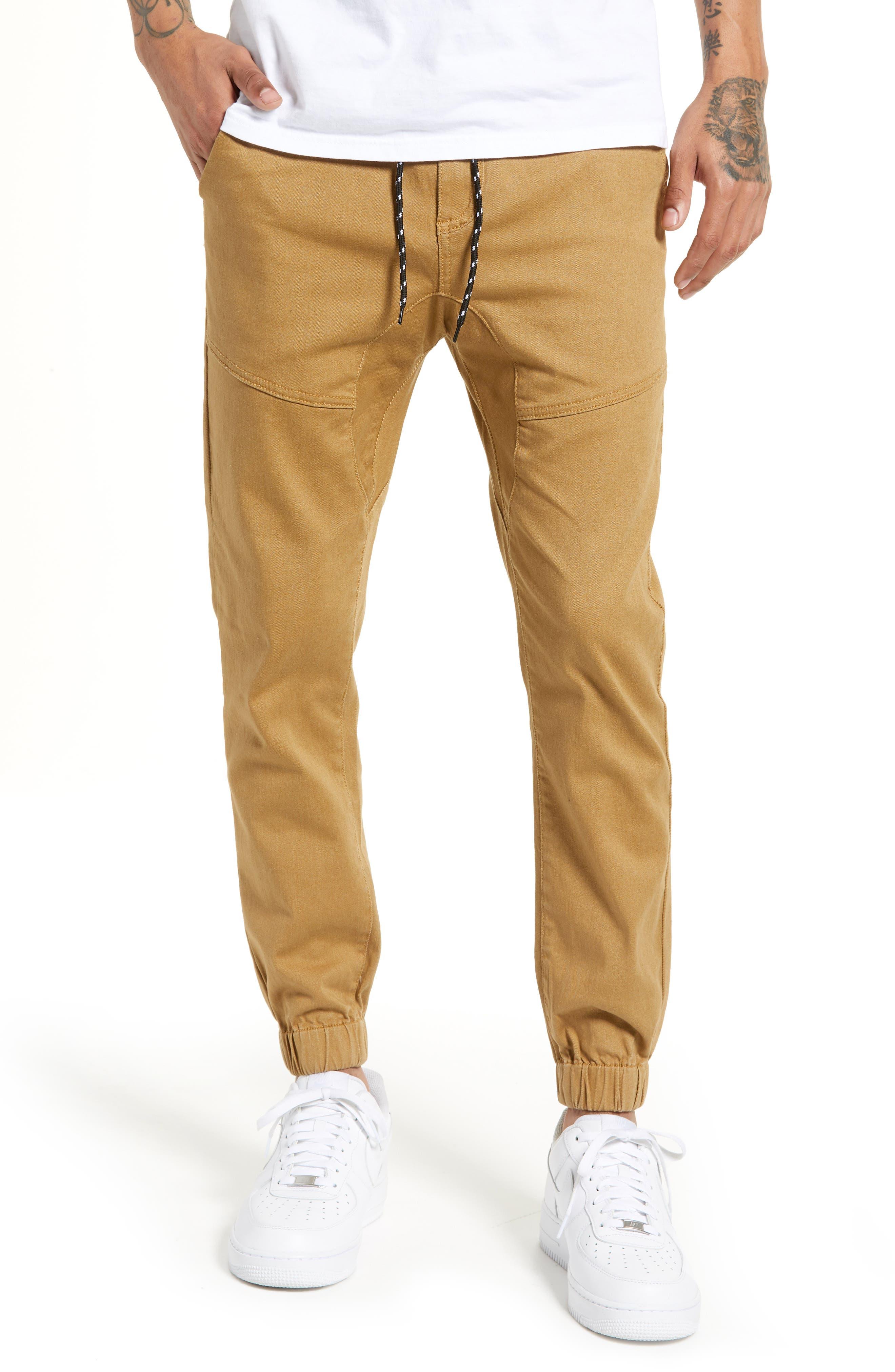 LIRA CLOTHING, Clifton Slim Fit Jogger Pants, Main thumbnail 1, color, 250