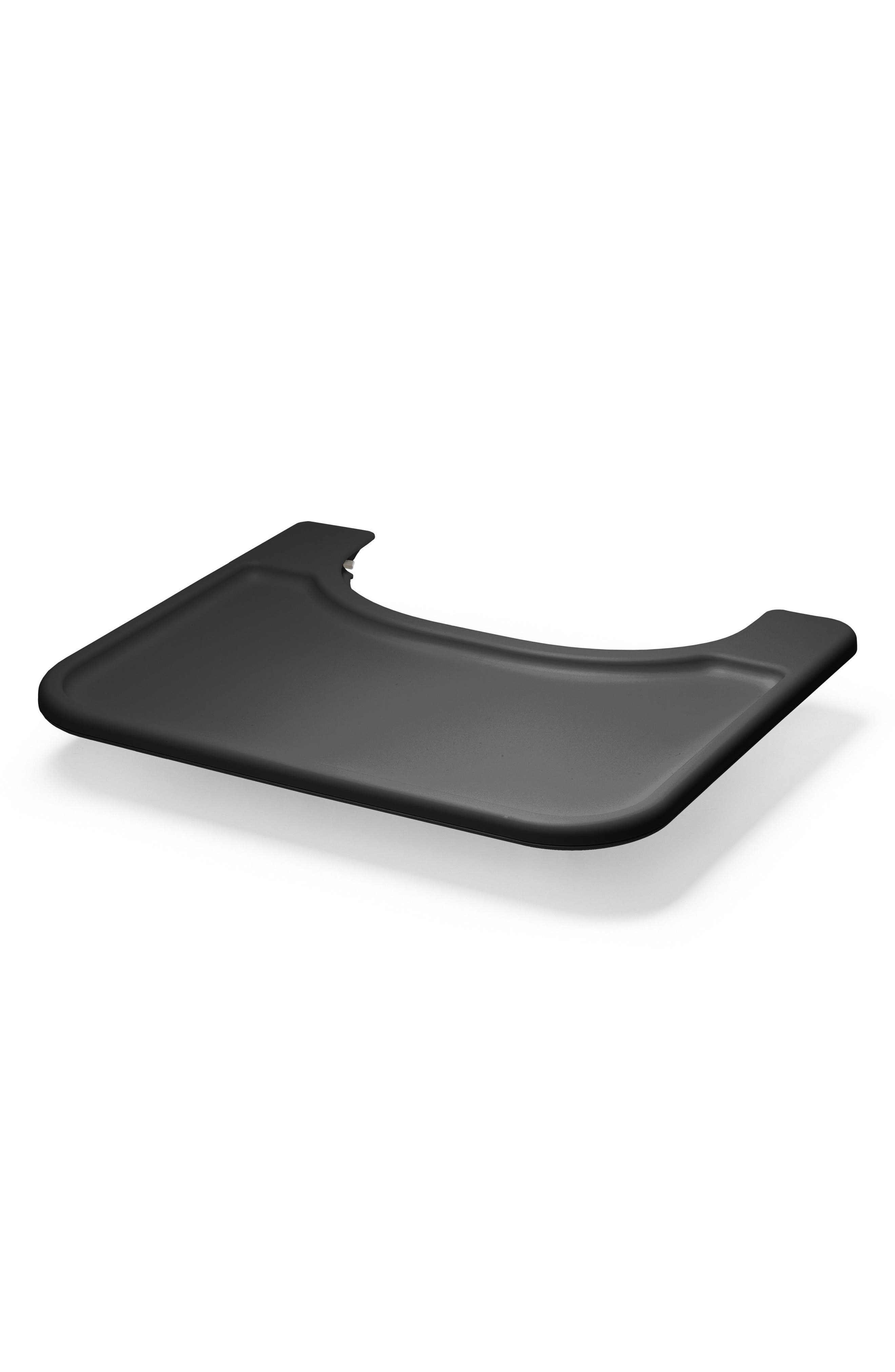 STOKKE, 'Steps<sup>™</sup>' Baby Set Tray, Alternate thumbnail 2, color, BLACK