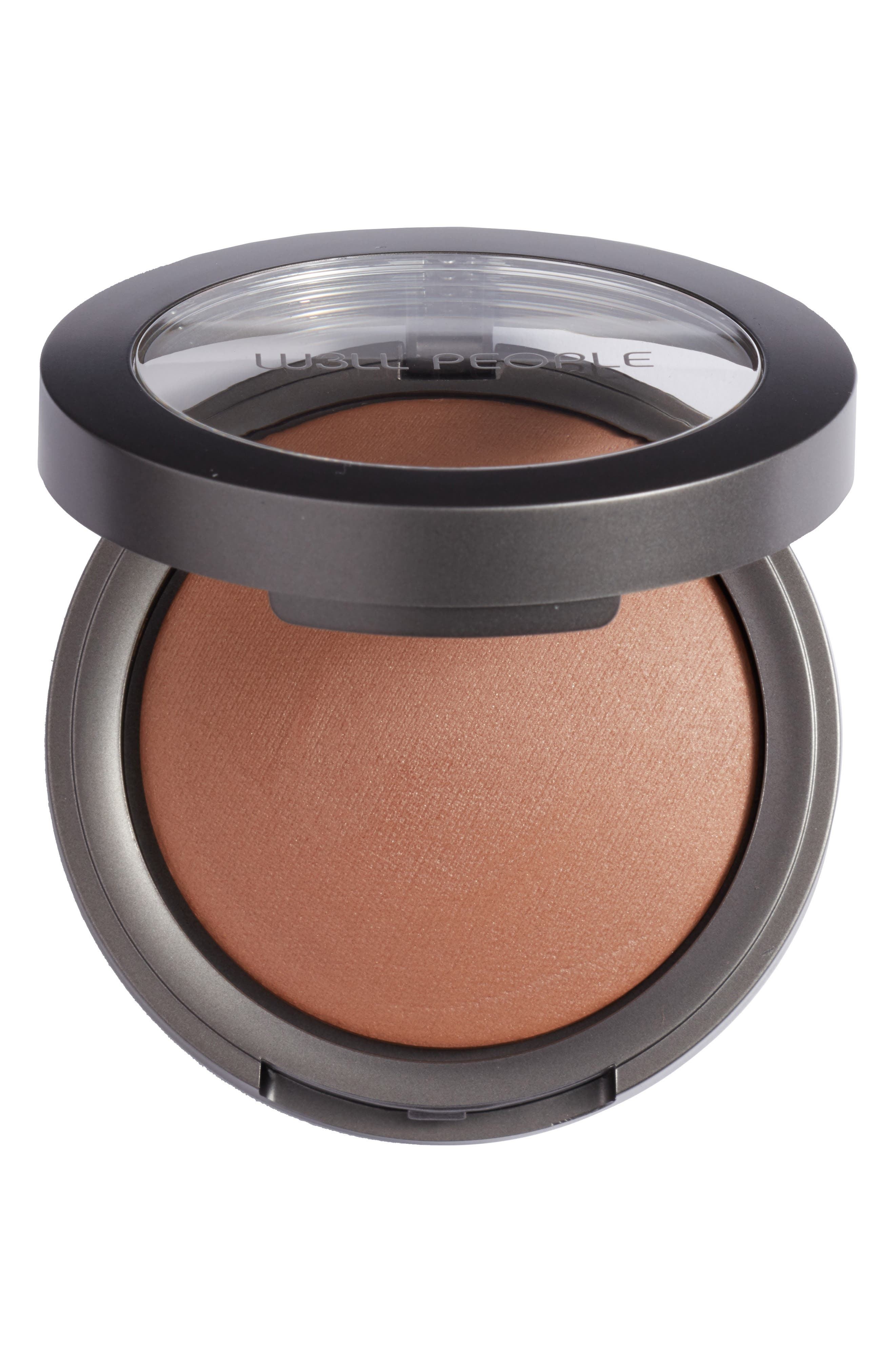 W3LL PEOPLE Bio Baked Bronzer Powder, Main, color, 200