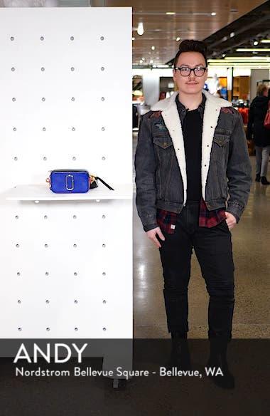 Snapshot Crossbody Bag, sales video thumbnail