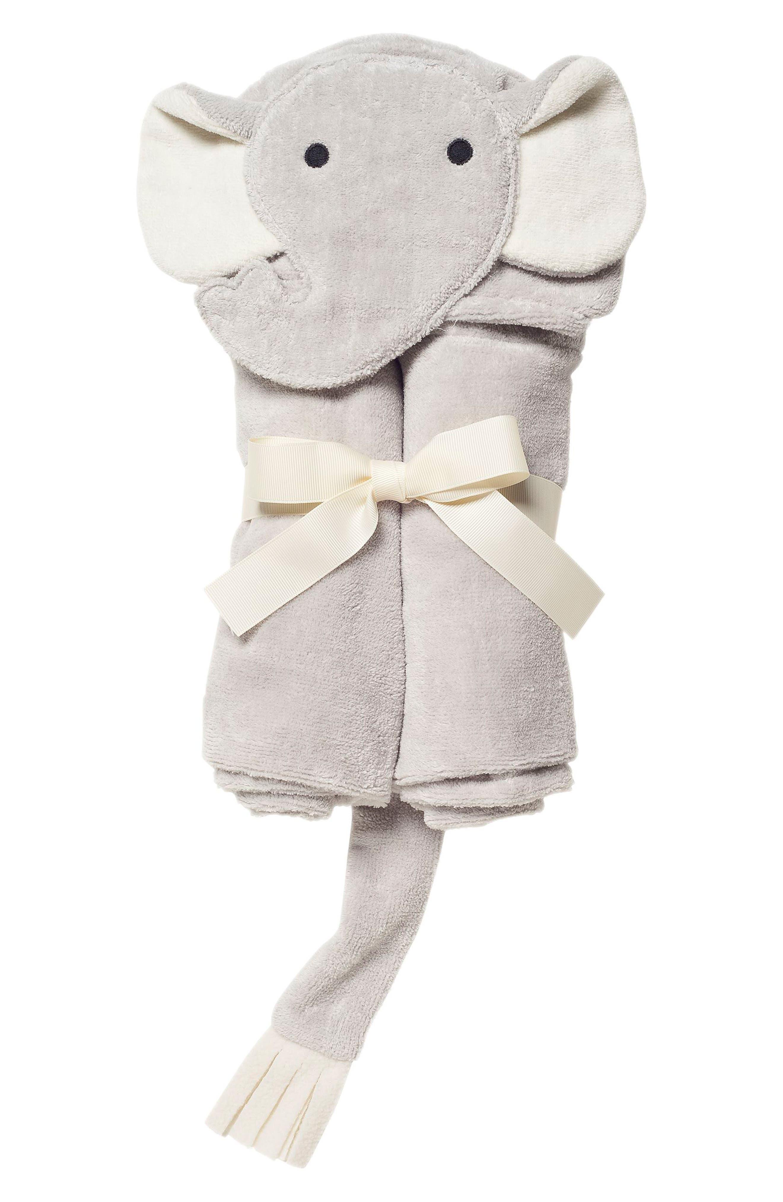 ELEGANT BABY Bath Wrap, Main, color, GREY