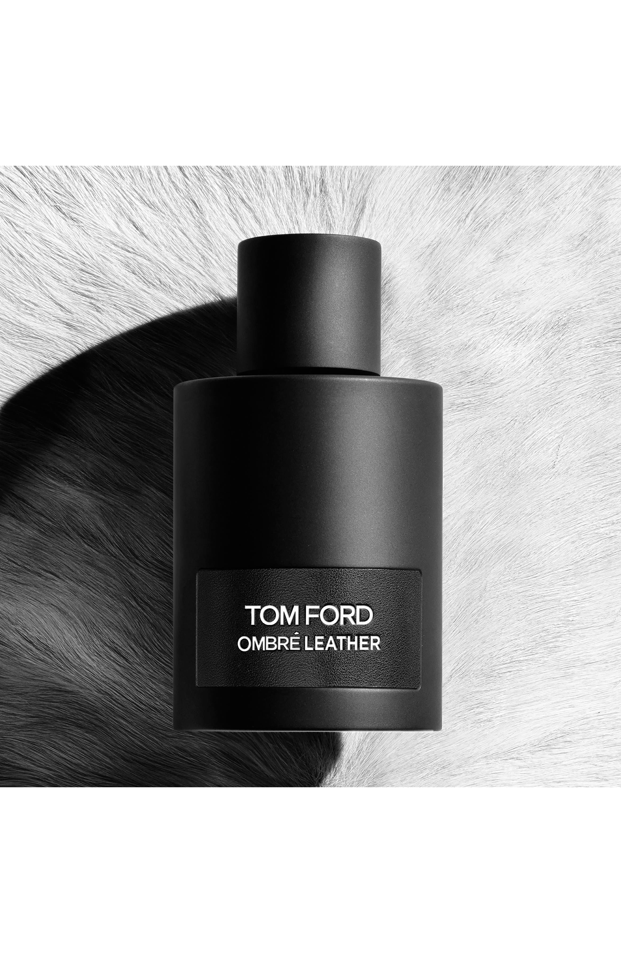 TOM FORD, Ombré Leather Eau de Parfum, Alternate thumbnail 4, color, NO COLOR