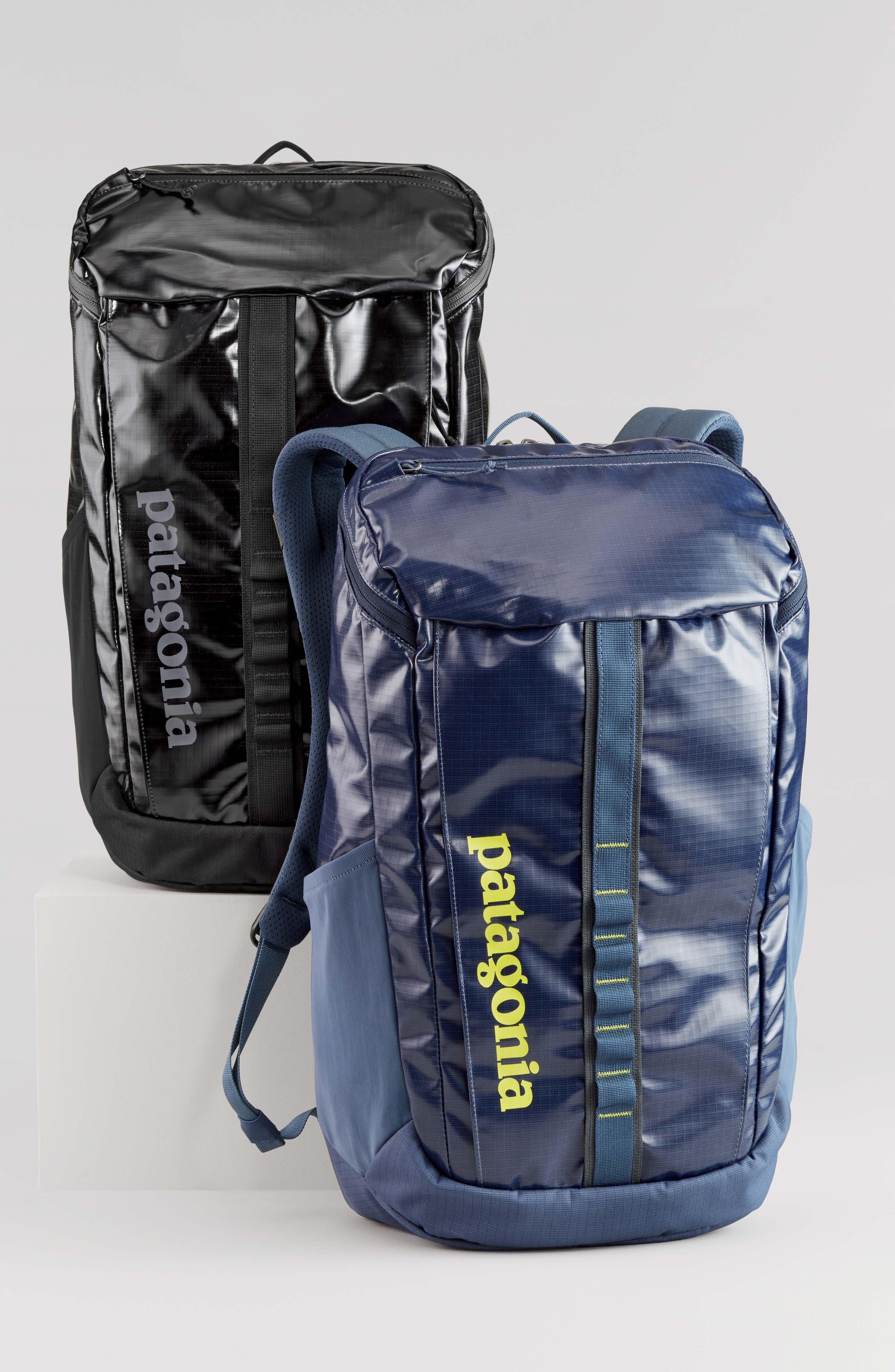 PATAGONIA, Black Hole 25 Liter Backpack, Alternate thumbnail 8, color, 404