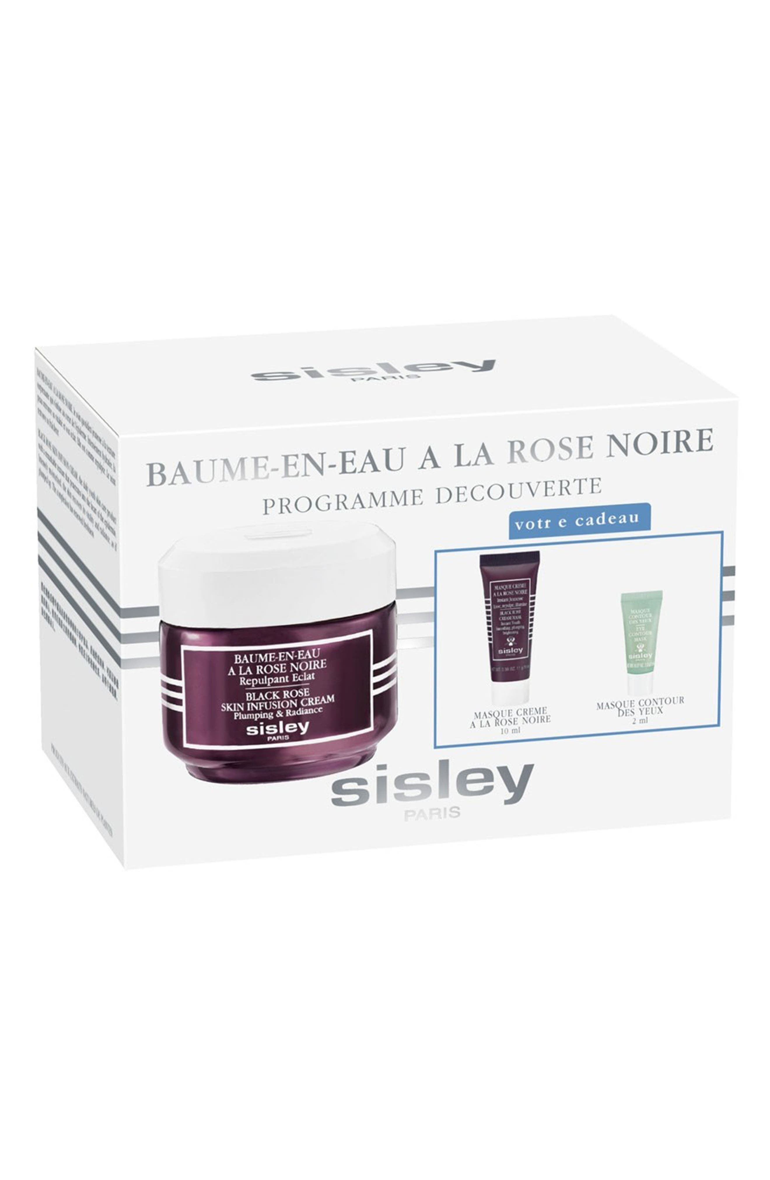 SISLEY PARIS, Black Rose Skin Infusion Discovery Set, Alternate thumbnail 2, color, NO COLOR