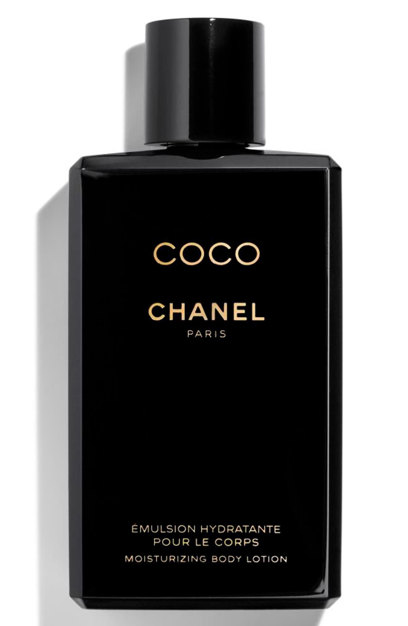 CHANEL, COCO<br />Moisturizing Body Lotion, Alternate thumbnail 2, color, NO COLOR
