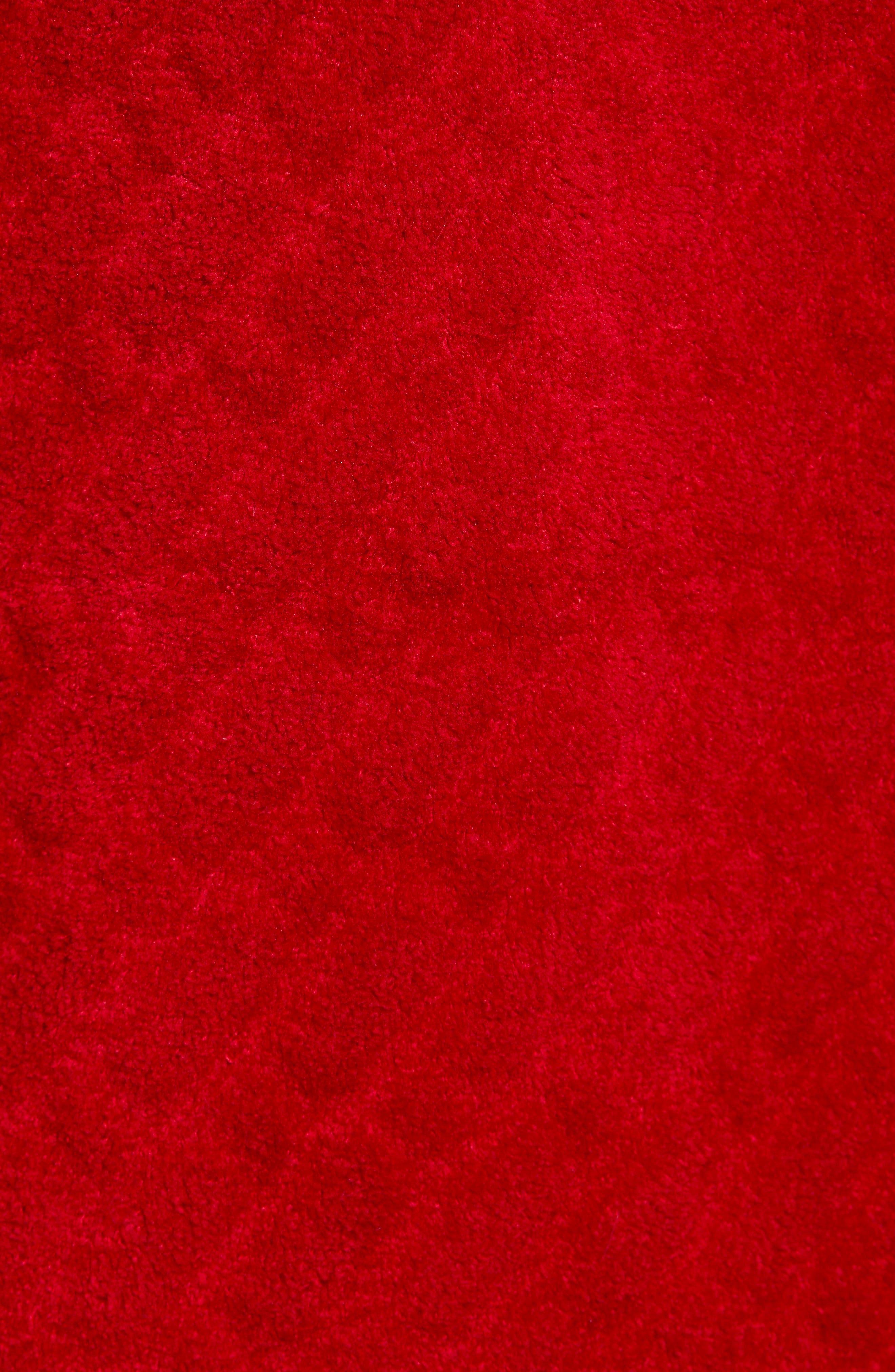 MAJESTIC INTERNATIONAL, Fireside Fleece Robe, Alternate thumbnail 5, color, RED RIBBON