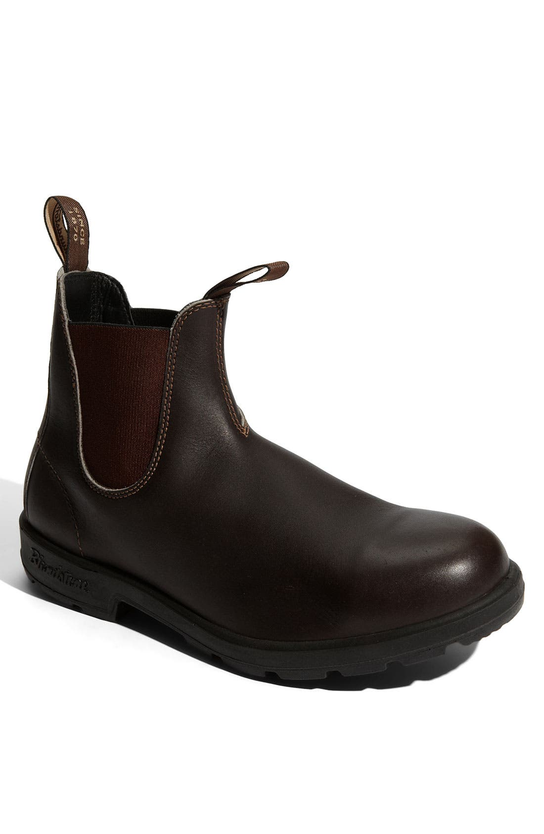 BLUNDSTONE FOOTWEAR, Classic Boot, Main thumbnail 1, color, STOUT BROWN