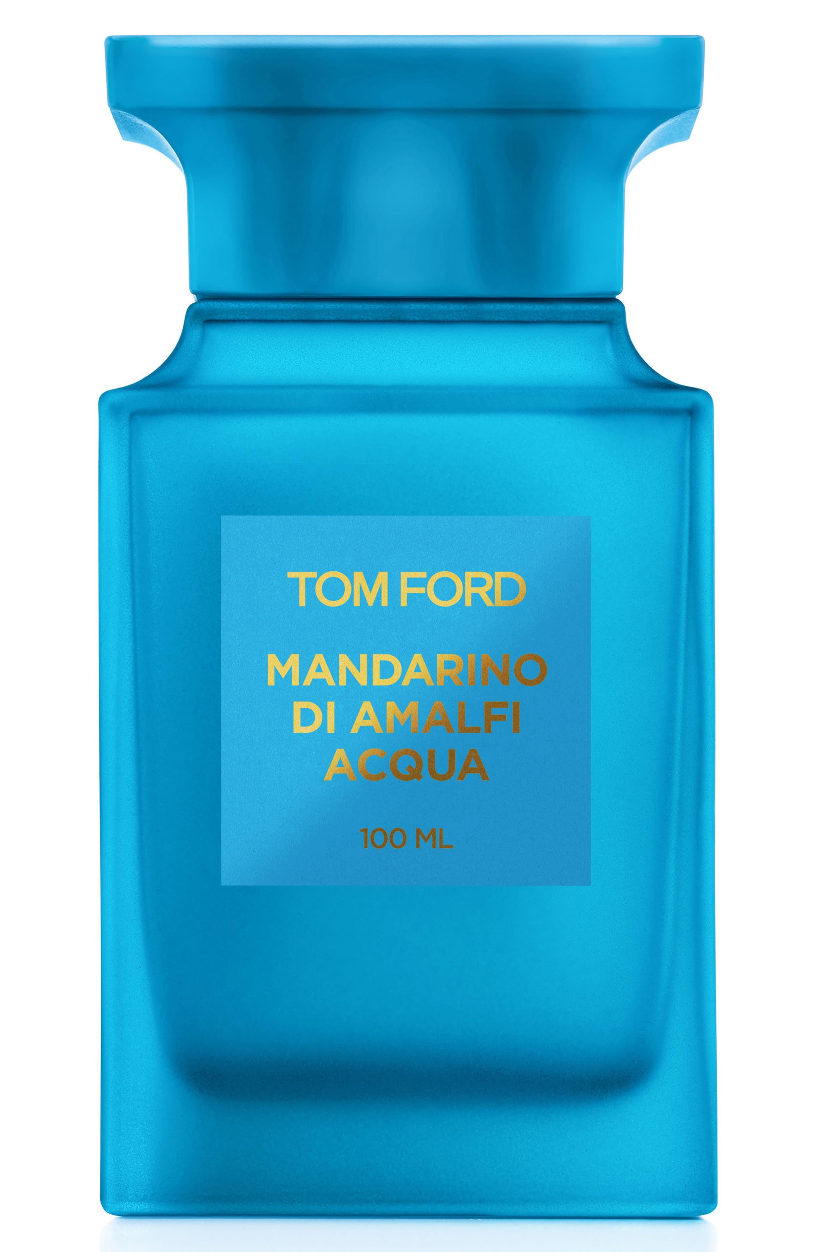 TOM FORD, Mandarino di Amalfi Acqua Eau de Toilette, Main thumbnail 1, color, NO COLOR