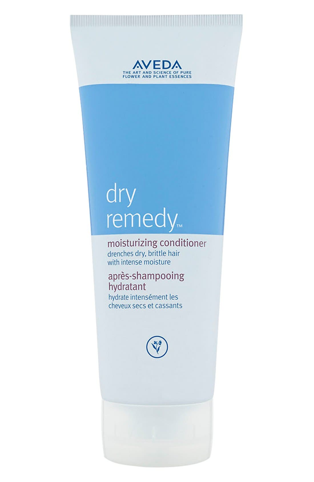 AVEDA, dry remedy<sup>™</sup> Moisturizing Conditioner, Main thumbnail 1, color, NO COLOR