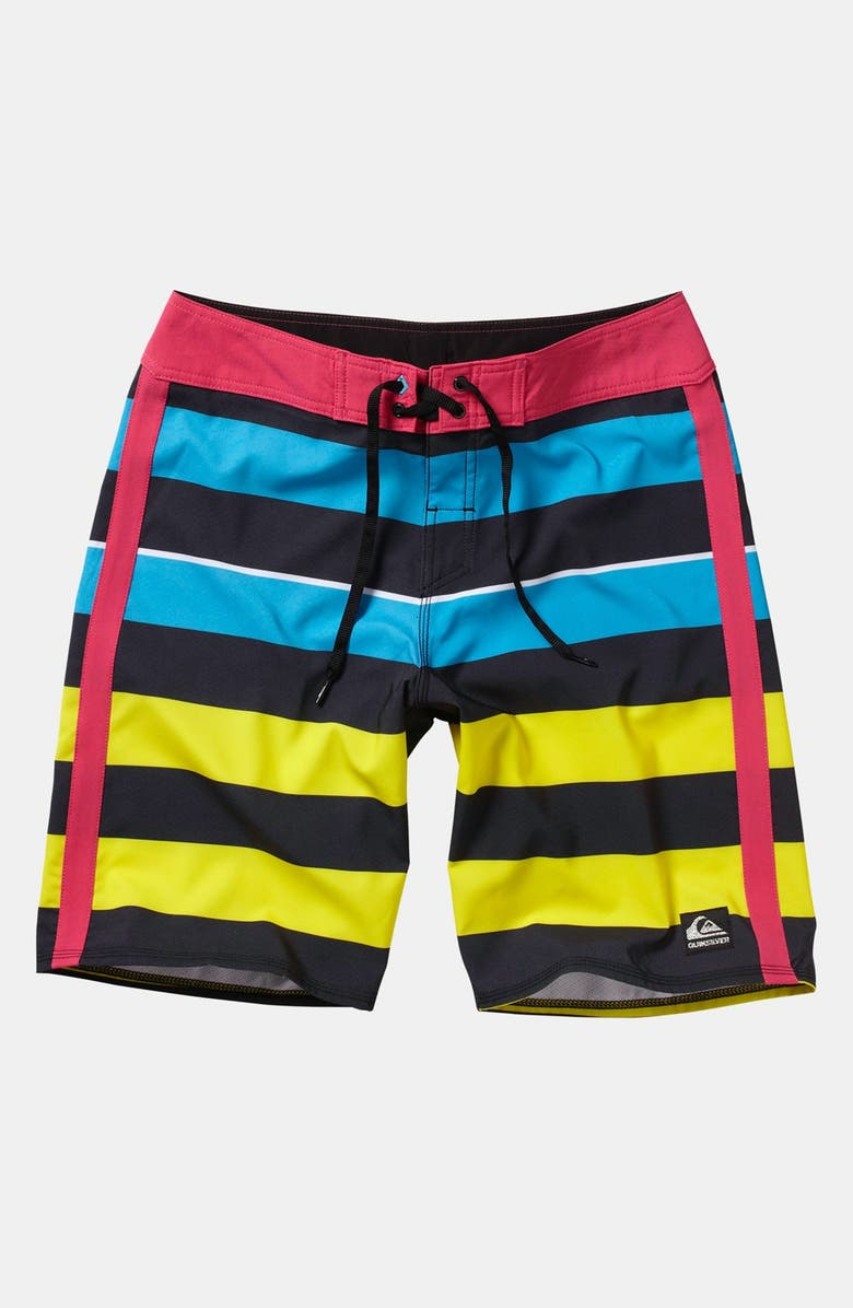 3a93d288af51 QUIKSILVER 'Cypher Brigg - Diamond Dobby' Board Shorts, Main, color, ...