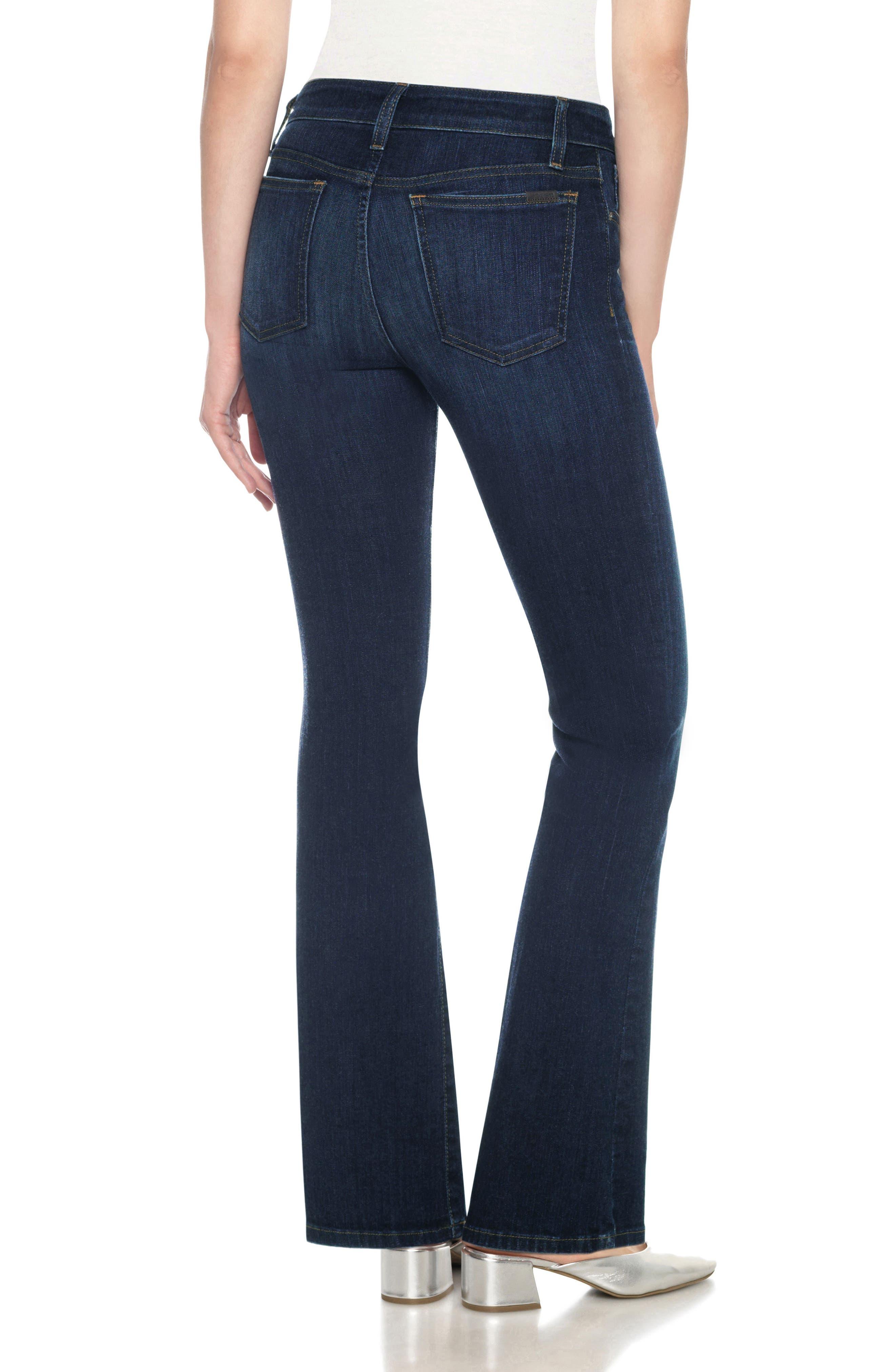 JOE'S, Flawless - Provocateur Bootcut Jeans, Alternate thumbnail 2, color, 401