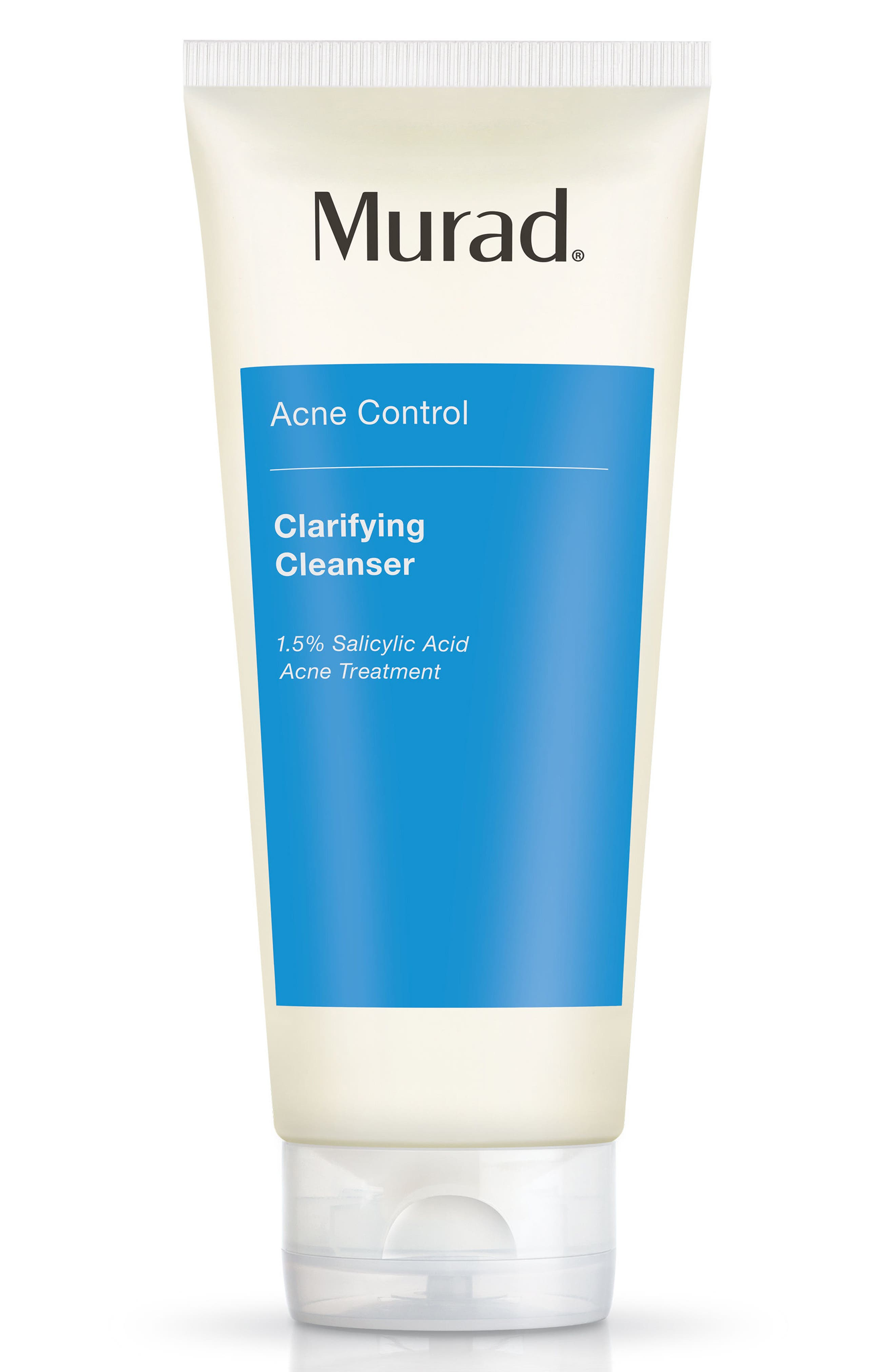 MURAD<SUP>®</SUP>, Clarifying Cleanser, Main thumbnail 1, color, NO COLOR