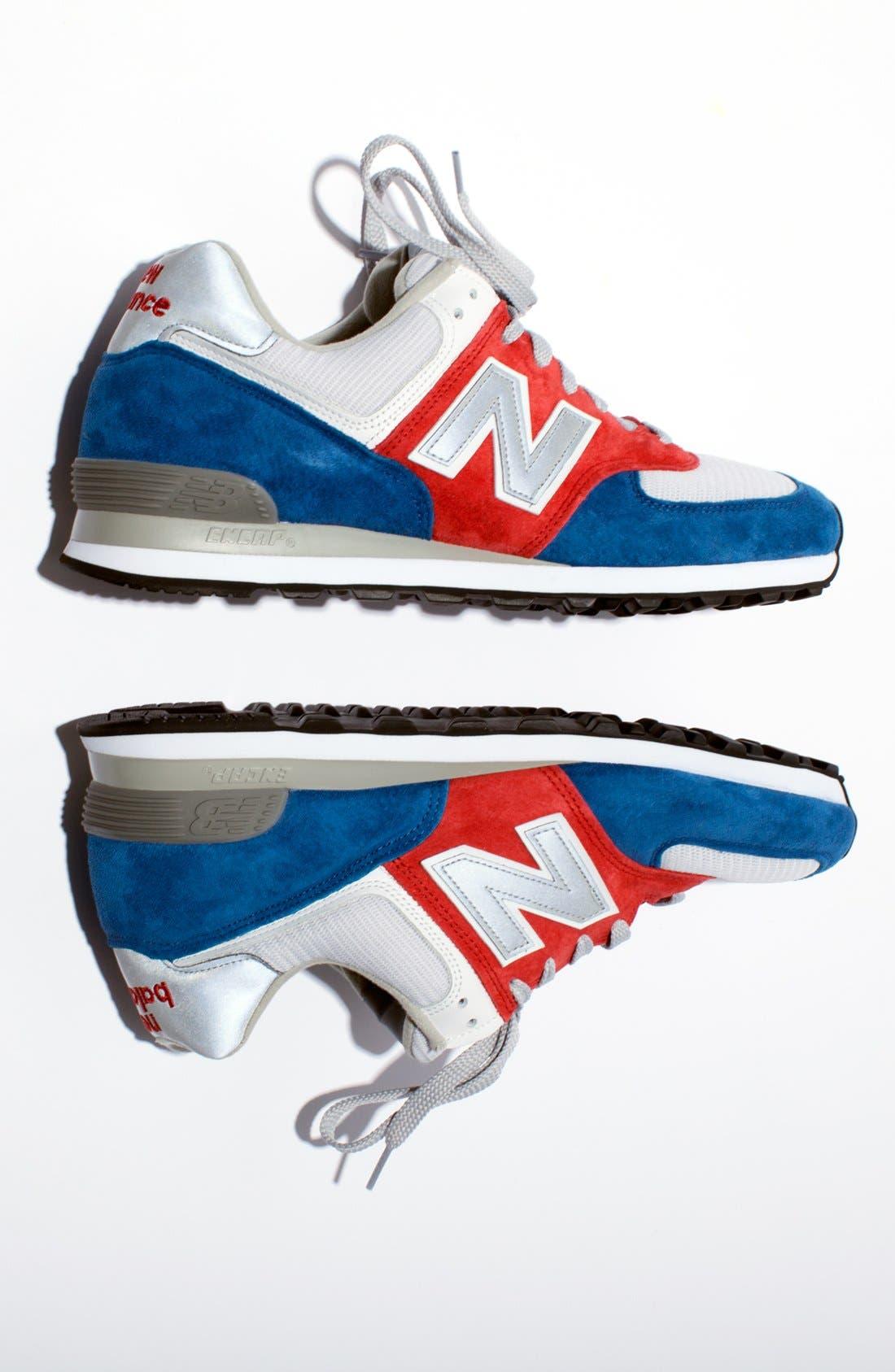 NEW BALANCE, '574' Sneaker, Main thumbnail 1, color, 030