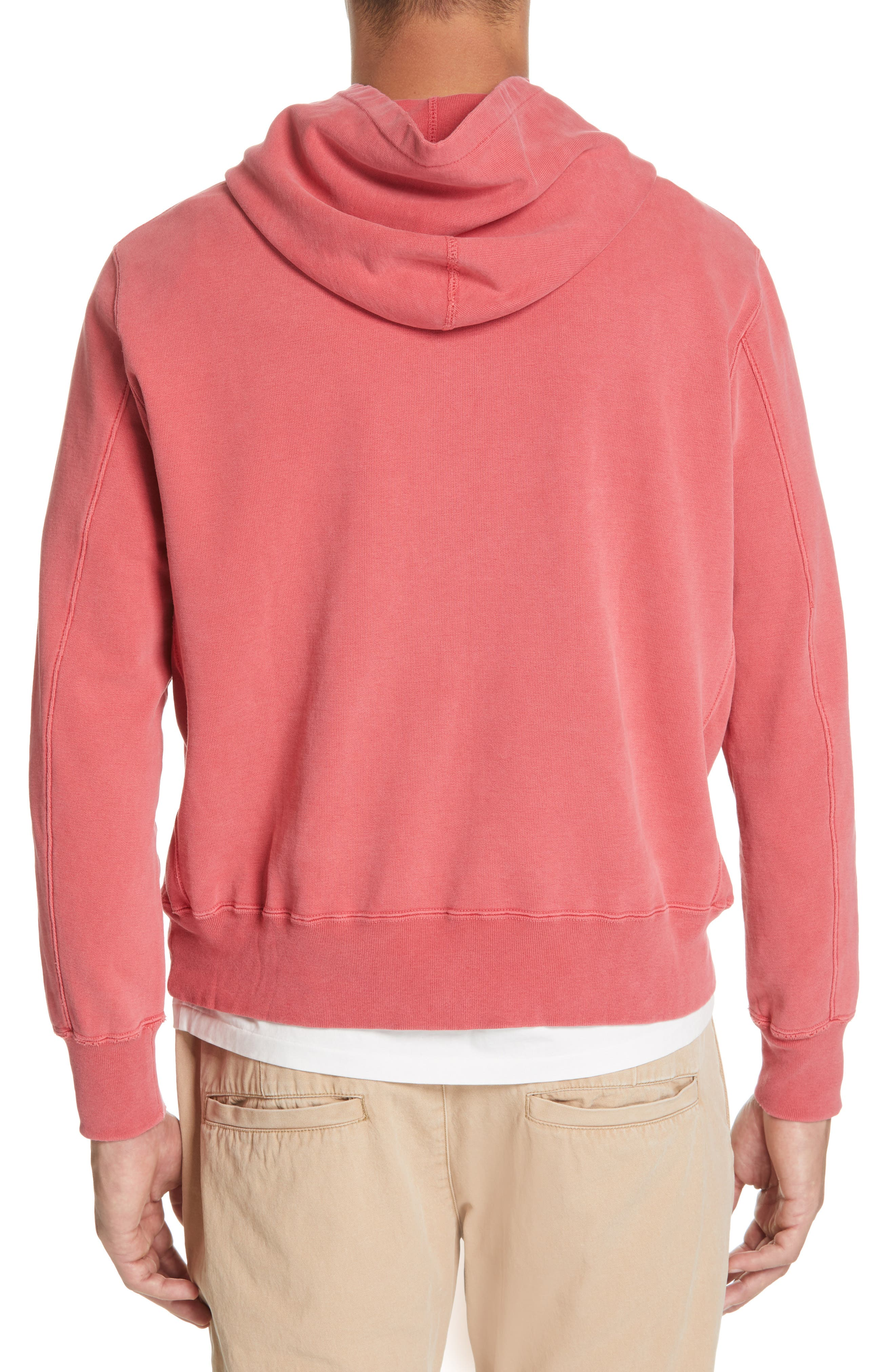 REMI RELIEF, Hoodie, Alternate thumbnail 2, color, 600