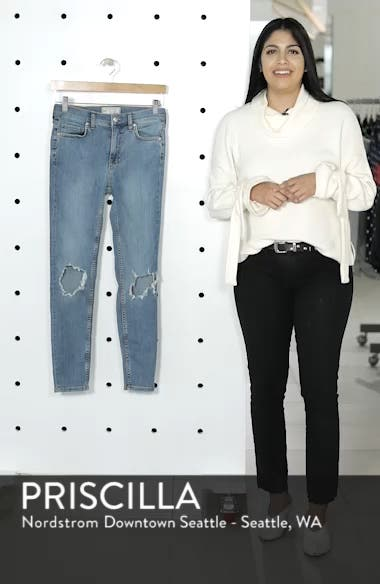 We the Free by Free People High Waist Ankle Skinny Jeans, sales video thumbnail
