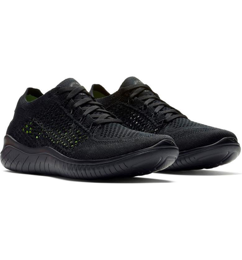 86e8579e375 NIKE. Women s Free Rn Flyknit 2018 Running Shoes
