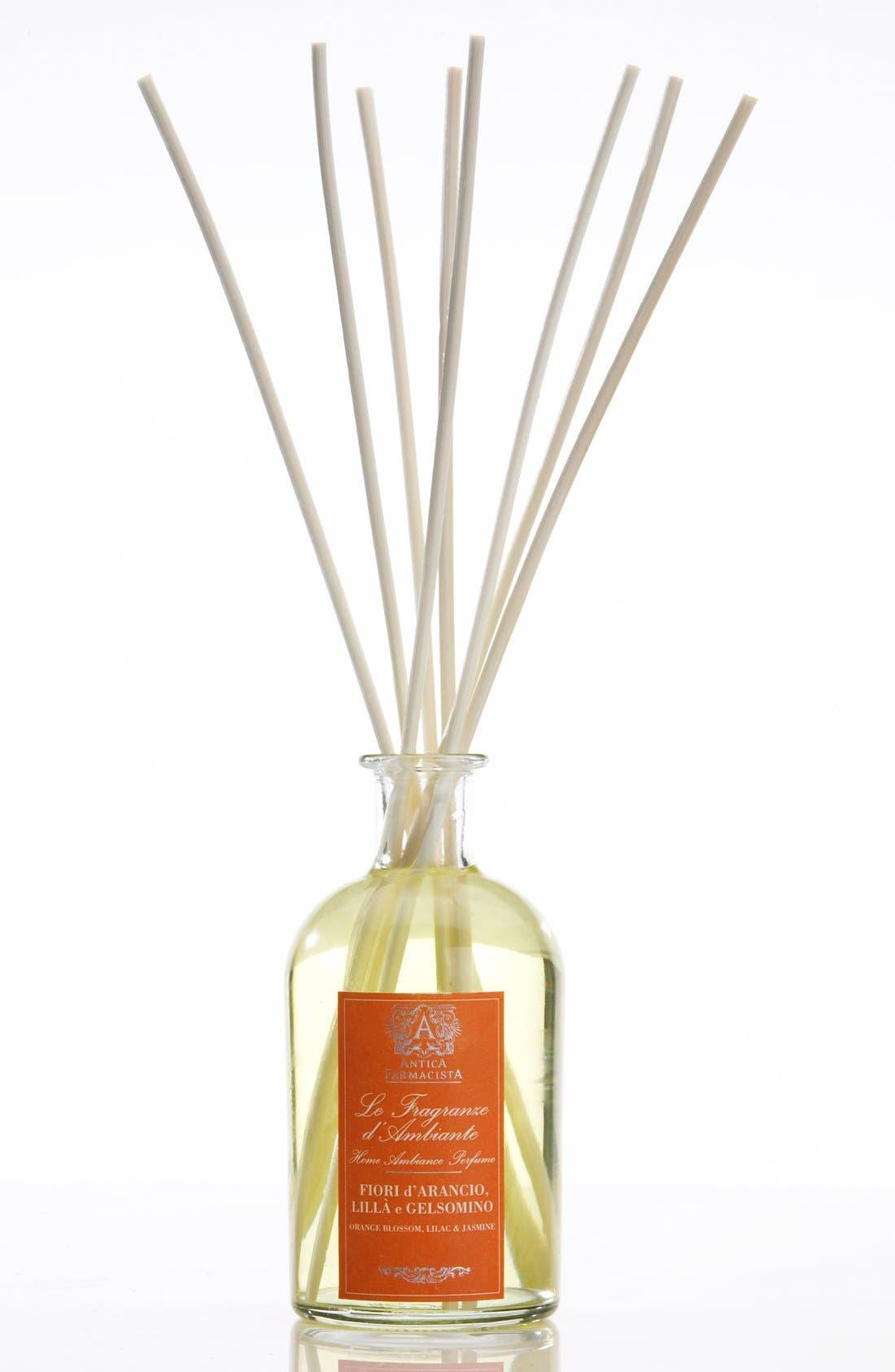 ANTICA FARMACISTA Orange Blossom, Lilac & Jasmine Home Ambiance Perfume, Main, color, NO COLOR