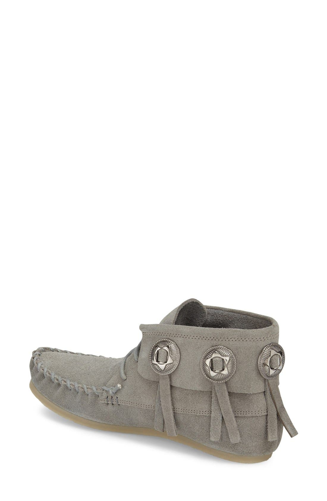 COCONUTS BY MATISSE, 'Travis' Moccasin Bootie, Alternate thumbnail 4, color, 029