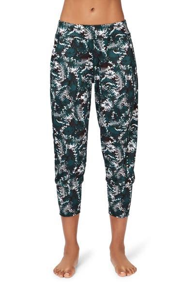 5b21e59e74 Sweaty Betty Garudasana Crop Yoga Trousers | Nordstrom