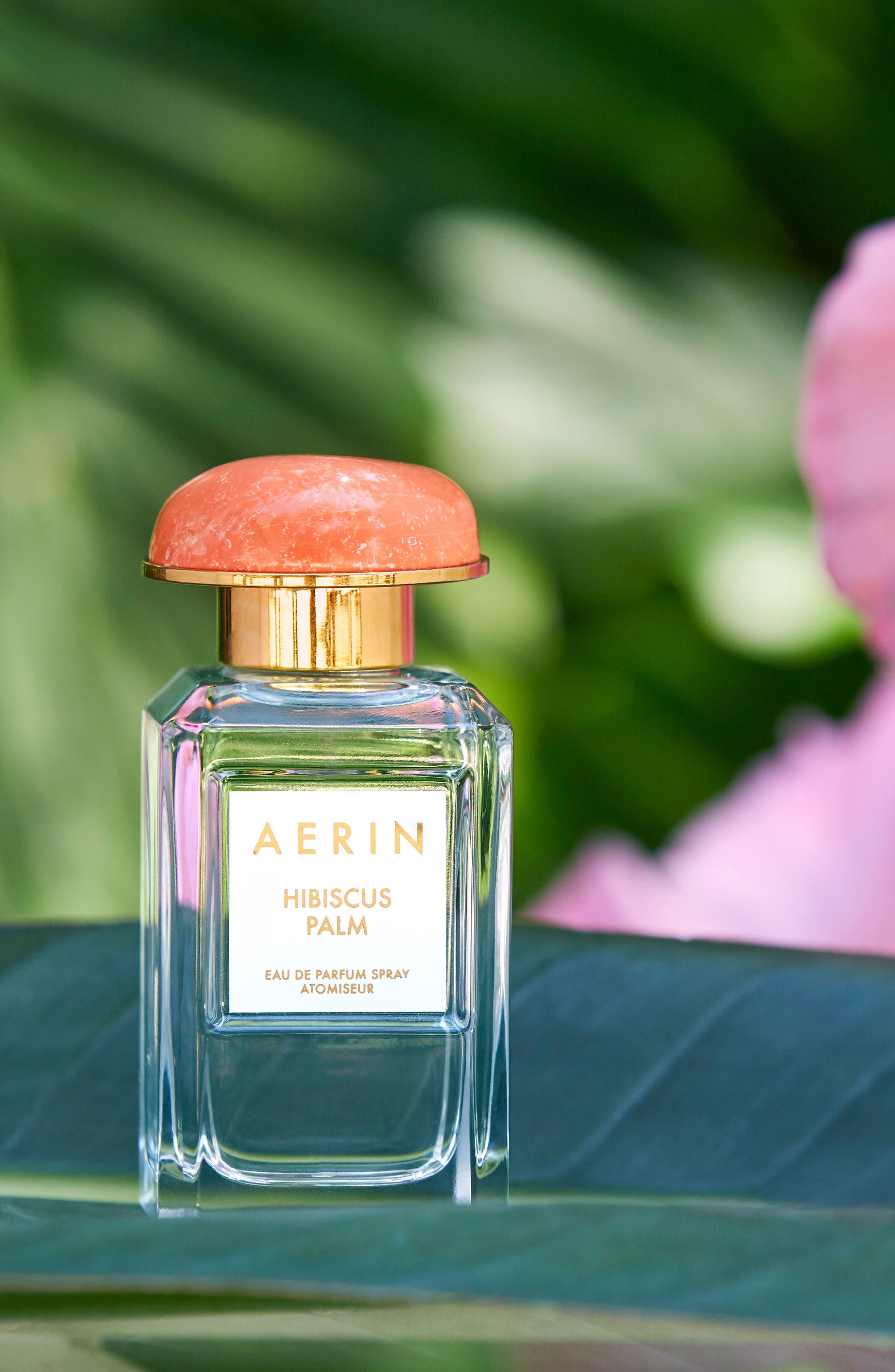 ESTÉE LAUDER, Aerin Beauty Hibiscus Palm Eau de Parfum, Alternate thumbnail 5, color, NO COLOR