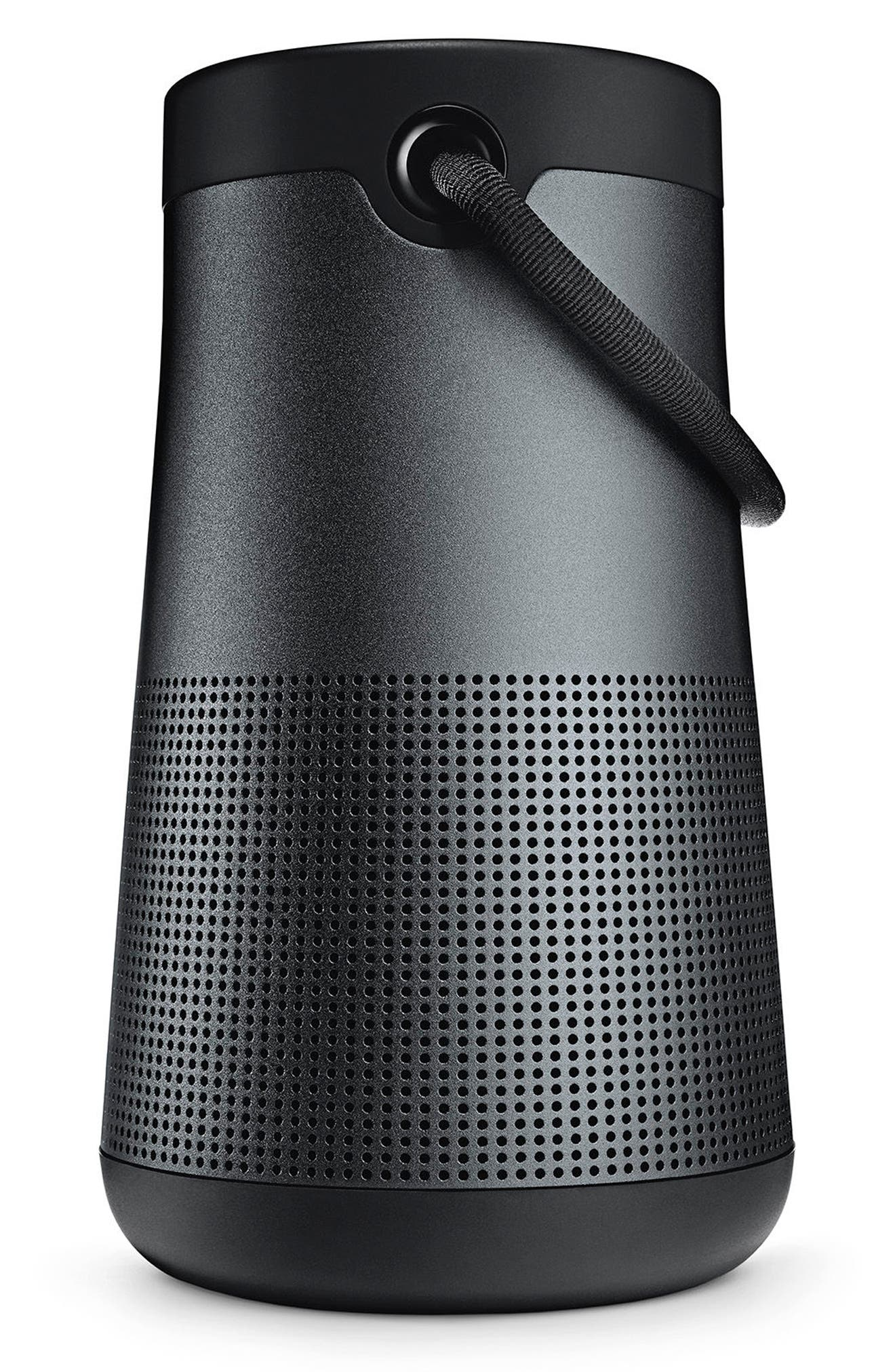 BOSE<SUP>®</SUP>, SoundLink<sup>®</sup> Revolve+ Bluetooth<sup>®</sup> Speaker, Alternate thumbnail 6, color, BLACK