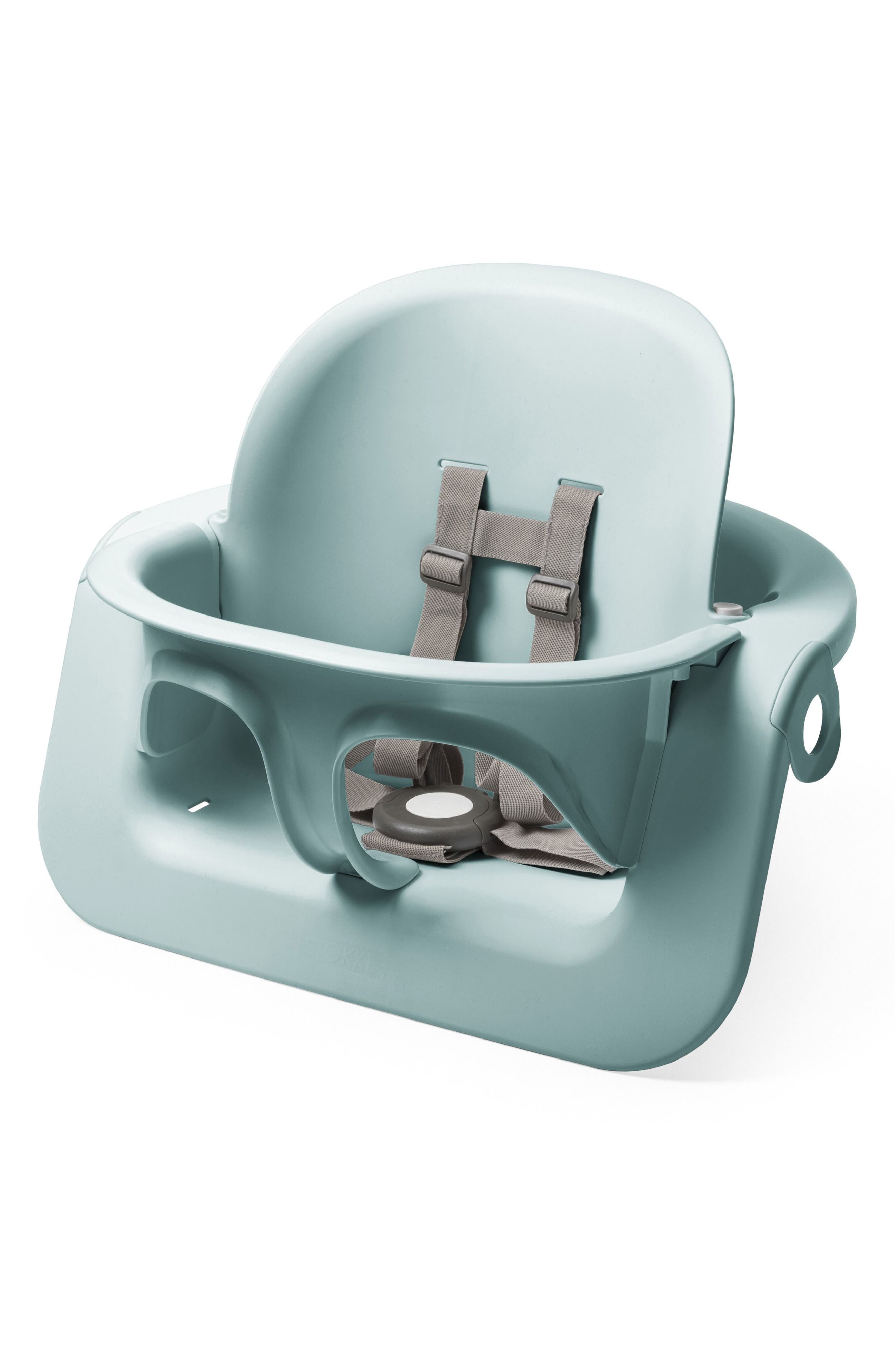 STOKKE, Steps<sup>™</sup> Baby Seat, Main thumbnail 1, color, AQUA BLUE