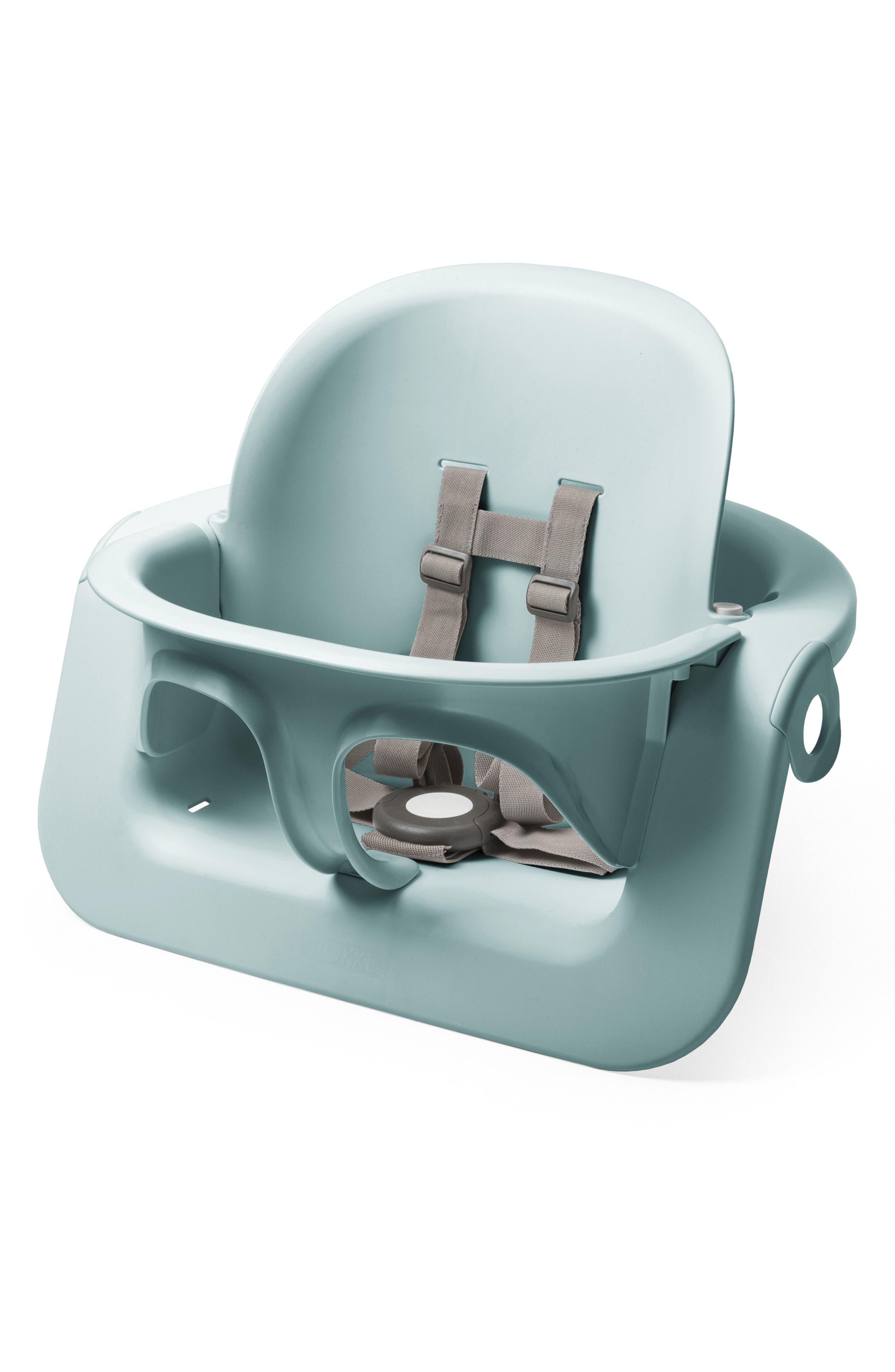 STOKKE Steps<sup>™</sup> Baby Seat, Main, color, AQUA BLUE