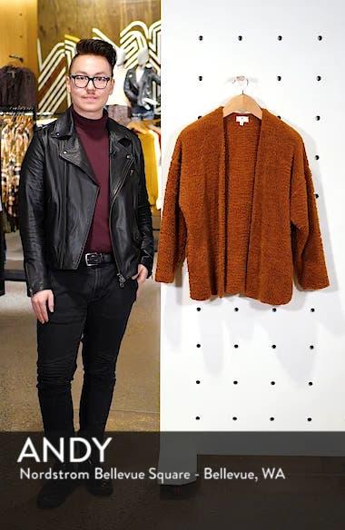 Cozy High Pile Fleece Jacket, sales video thumbnail